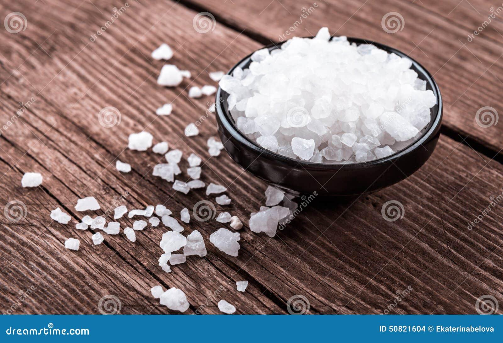 Morze sól w pucharze