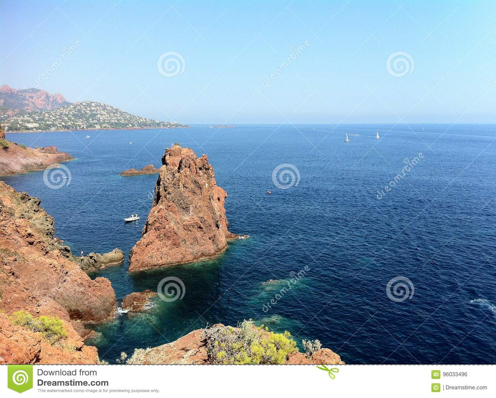 Morze w Francja