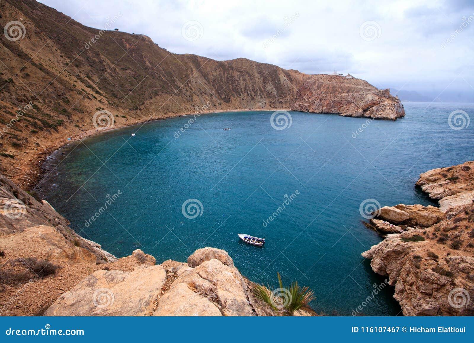 Morze w Maroko