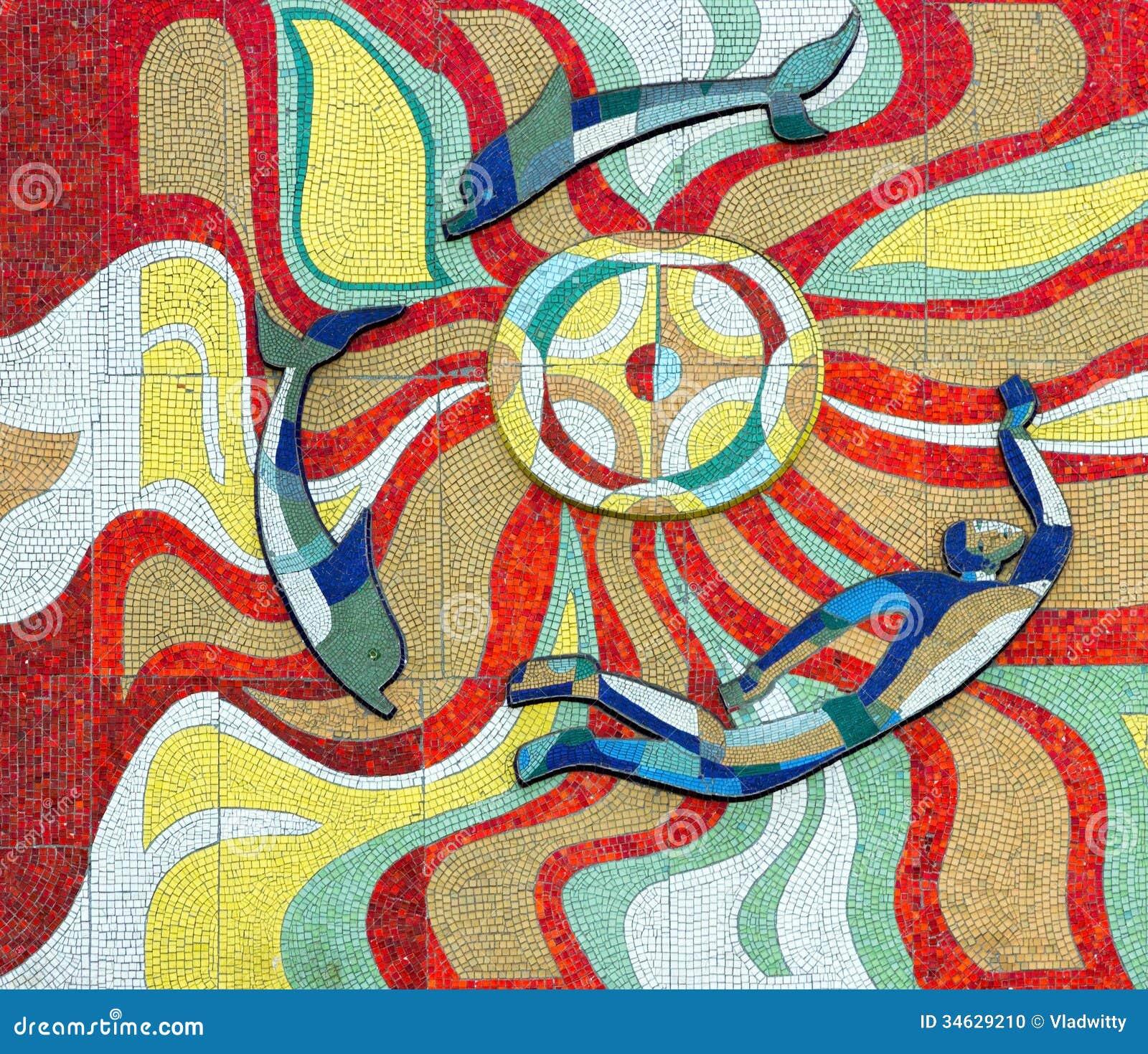 Mosaique Decorative