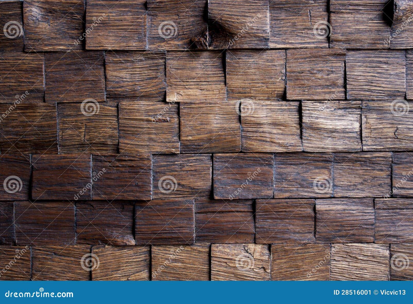 Mosaïque de Background.wooden