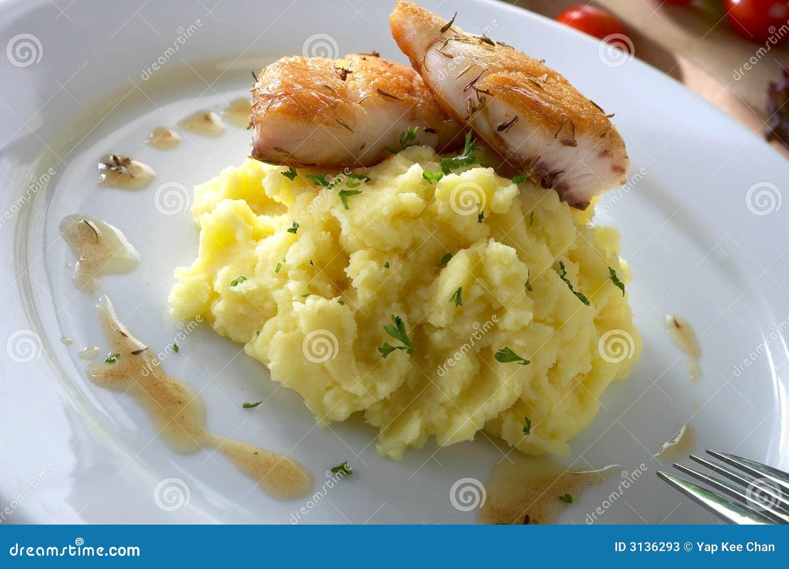 Mosad potatis