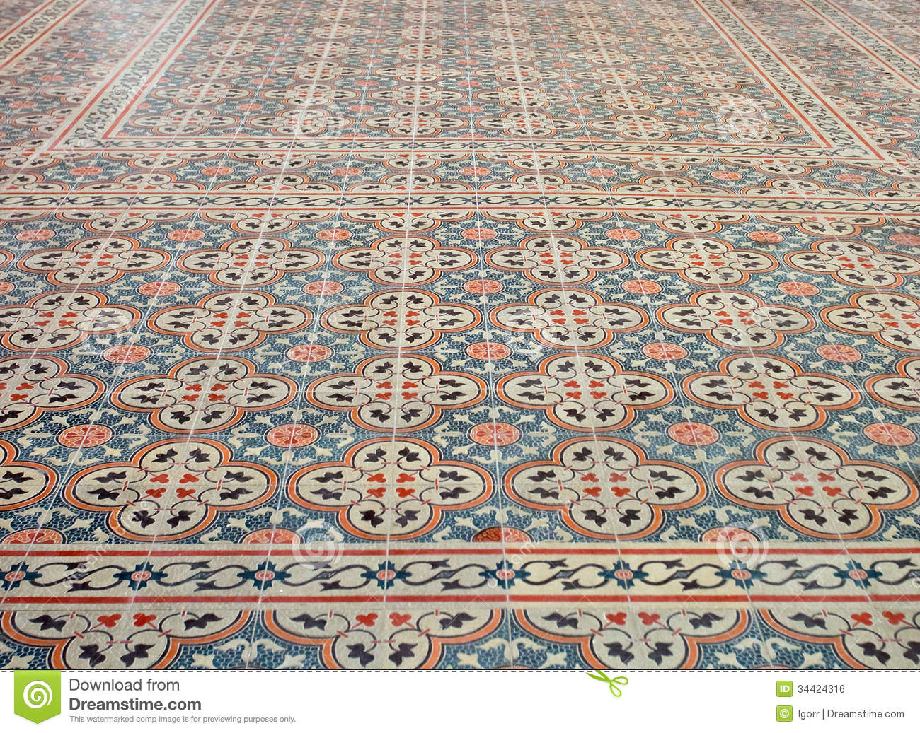 Perfect Royalty Free Stock Photo. Download Mosaic Floor ...