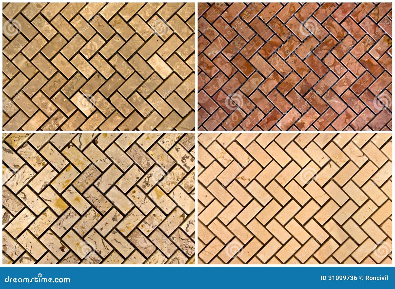 Mosaic Tile As Interior Elements : Mosaic Tile As Interior Elements : Mosaic Tile for Exterior Building