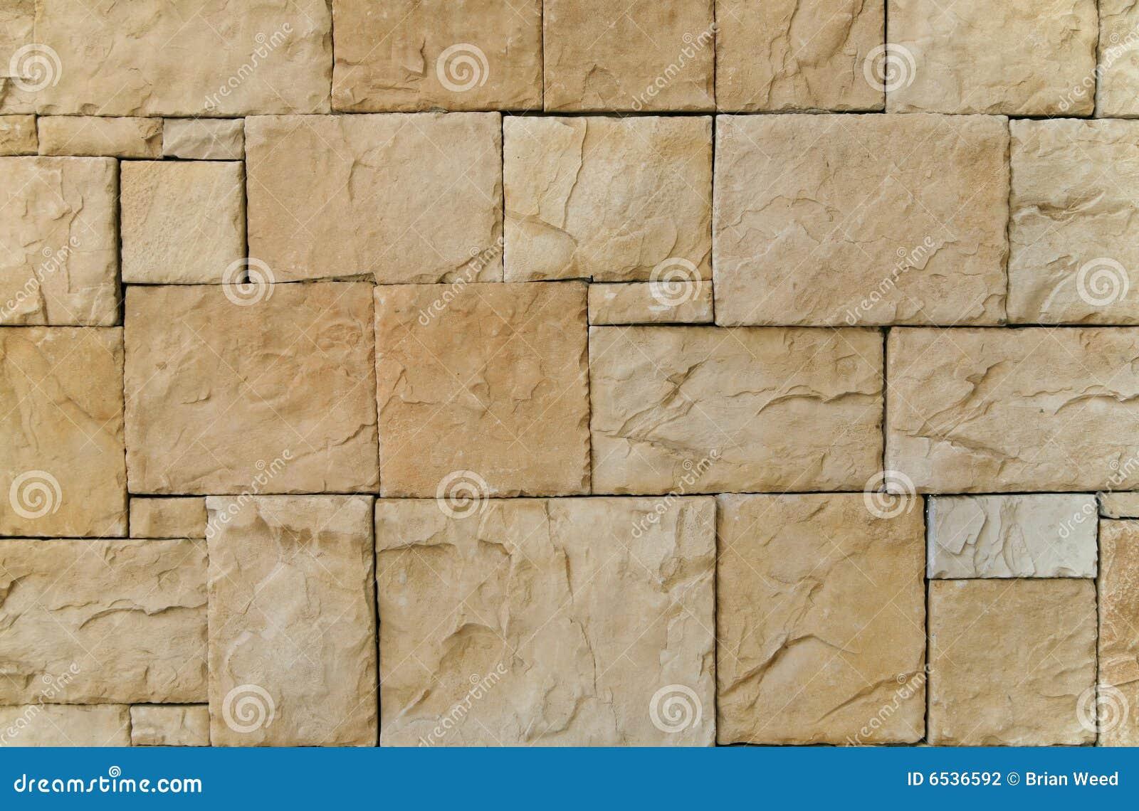 Mosaico de la pared de piedra foto de archivo imagen de for Piedra decorativa para paredes precios