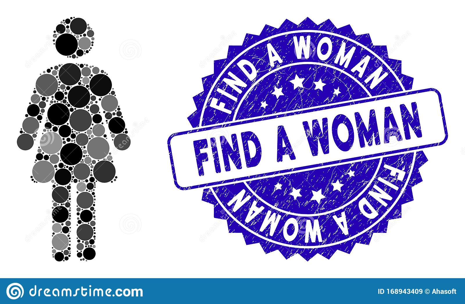 hitta kvinnlig
