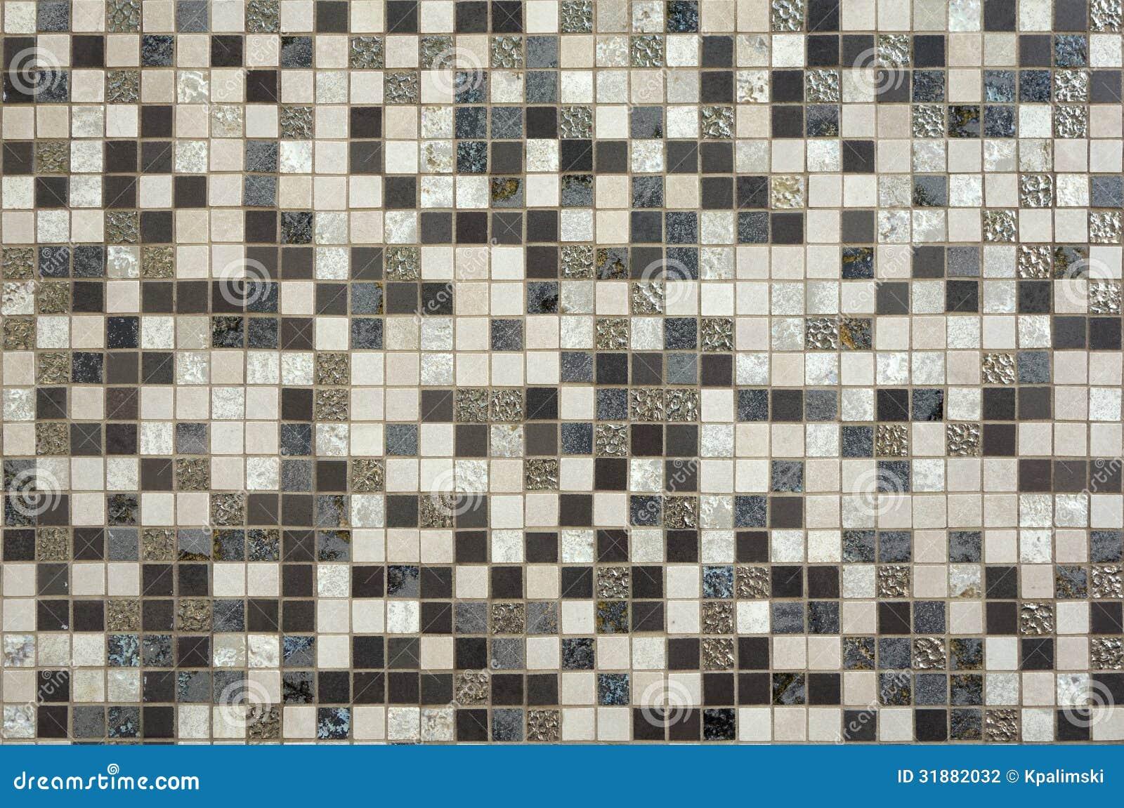Mosaikfliesen-Beschaffenheitshintergrund
