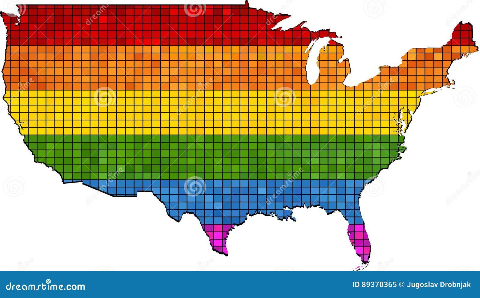 Groß Karte Der Vereinigten Staaten Färbung Seite Zeitgenössisch ...