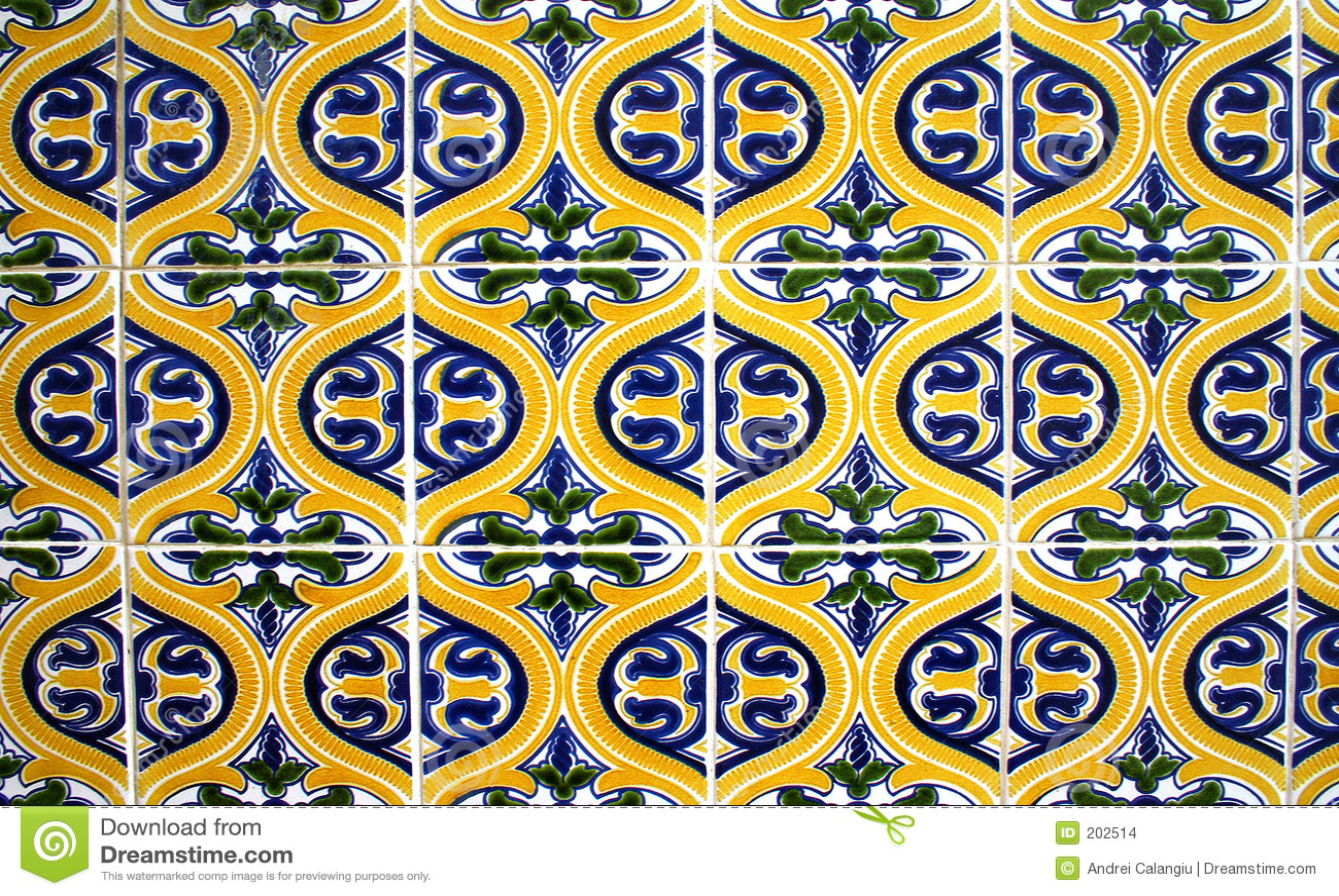 download comp - Mosaik Muster