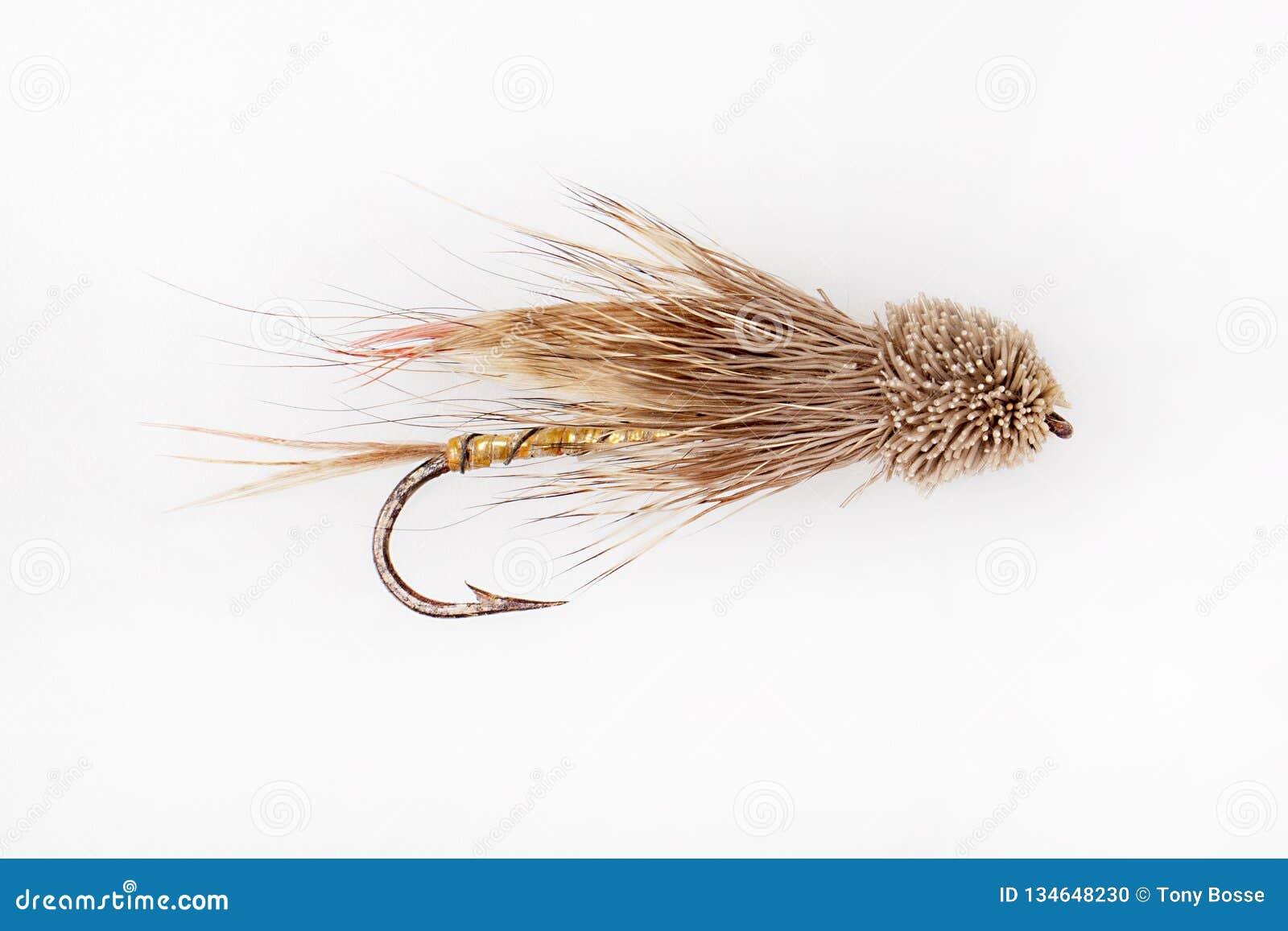 Mosca del cebo de pesca
