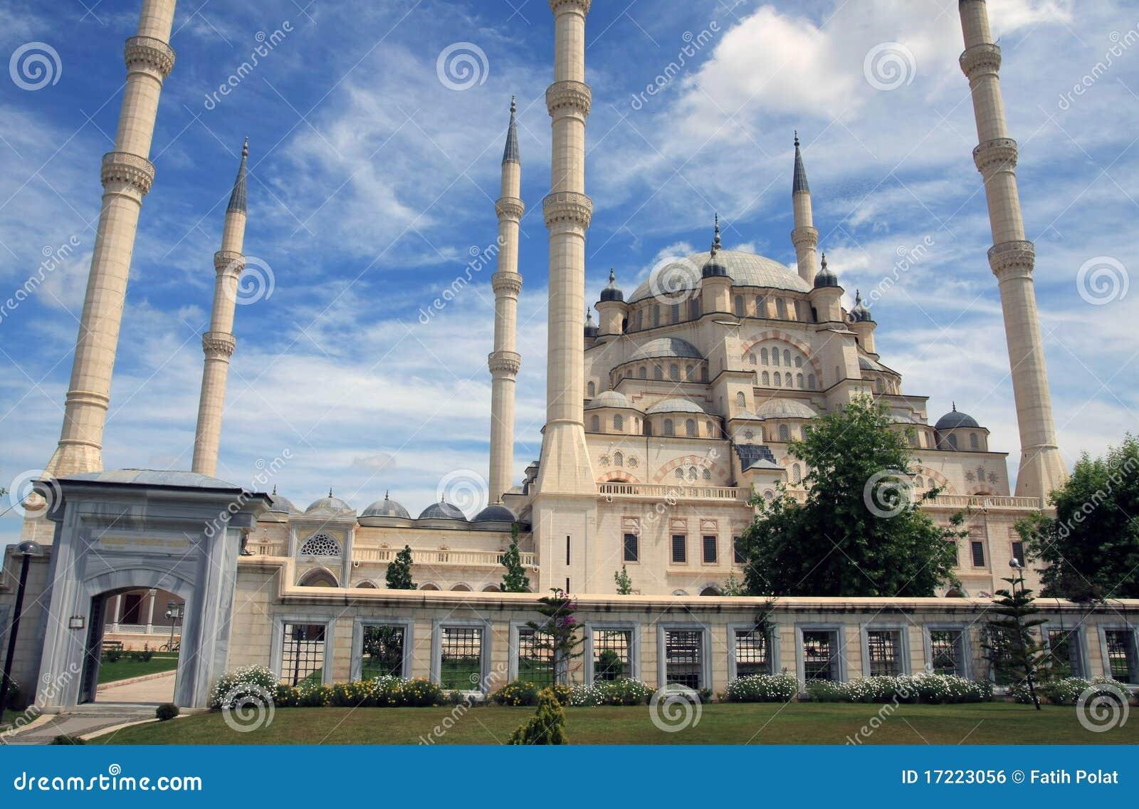 Moschea centrale di Sabanci in Adana.
