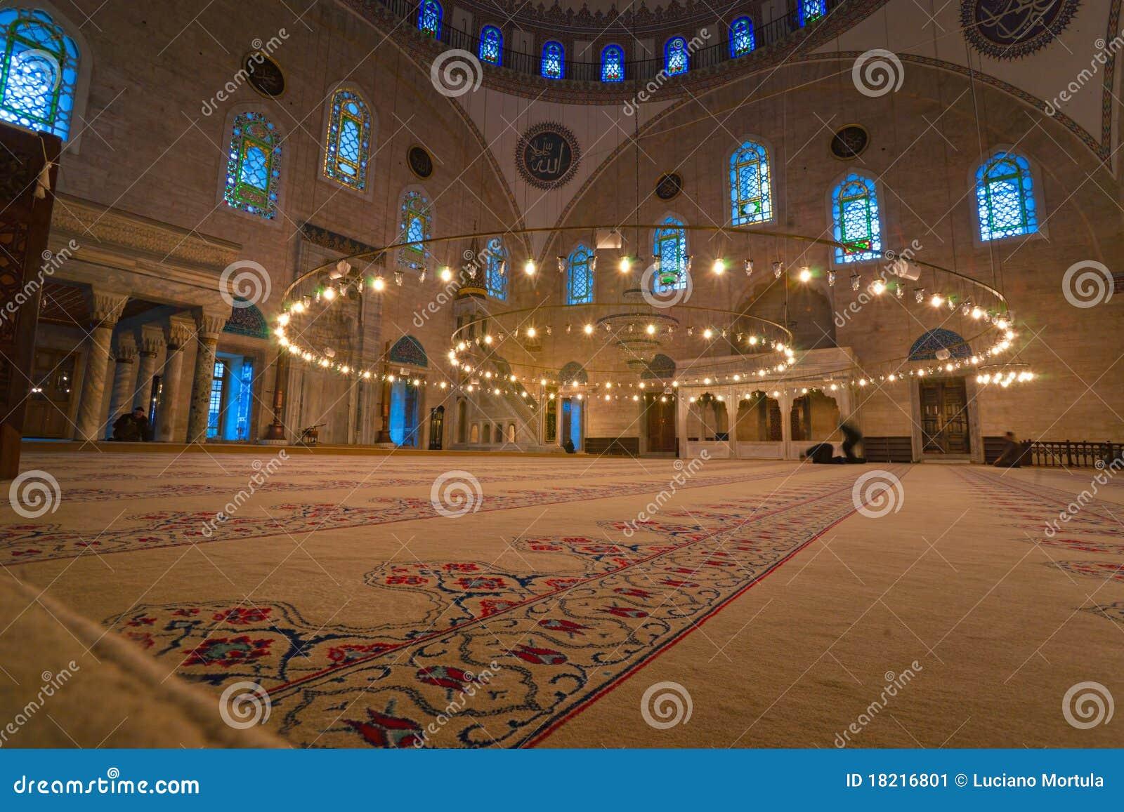Moschea di Hagia Sophia, Costantinopoli, Turchia.