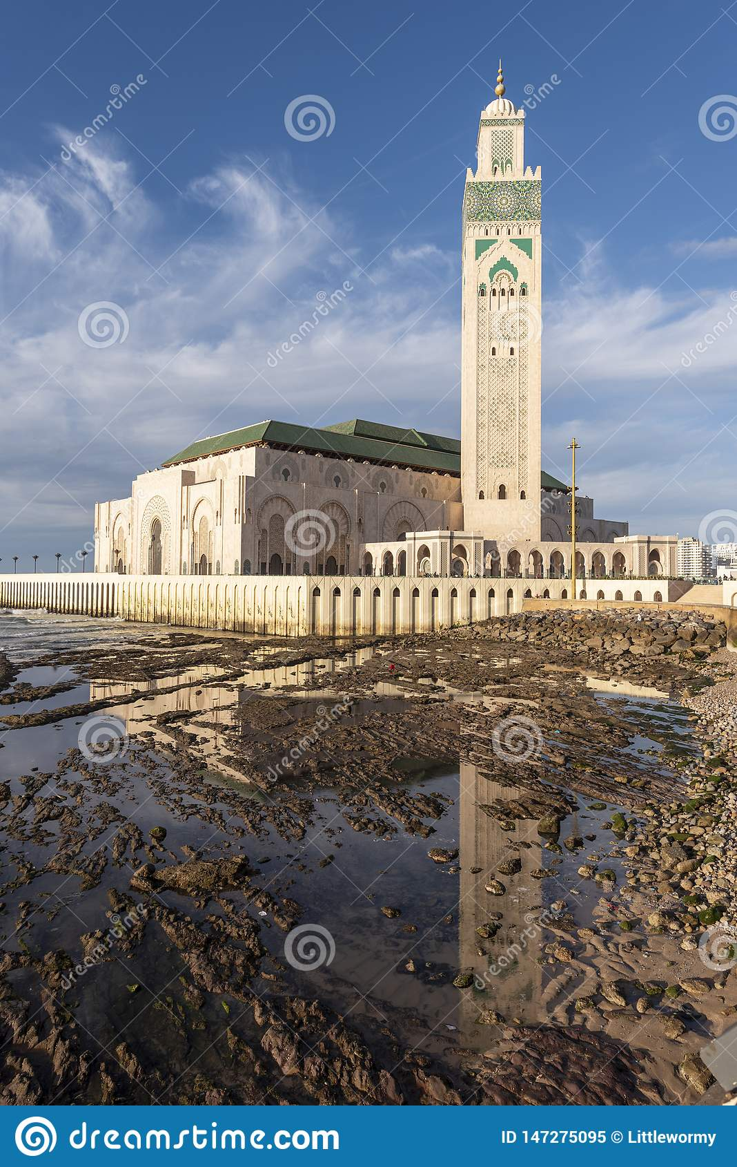 Moschea di Hassan II, Casablanca, Marocco