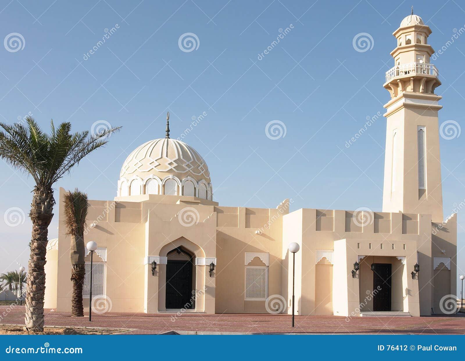 Moschee in Qatar
