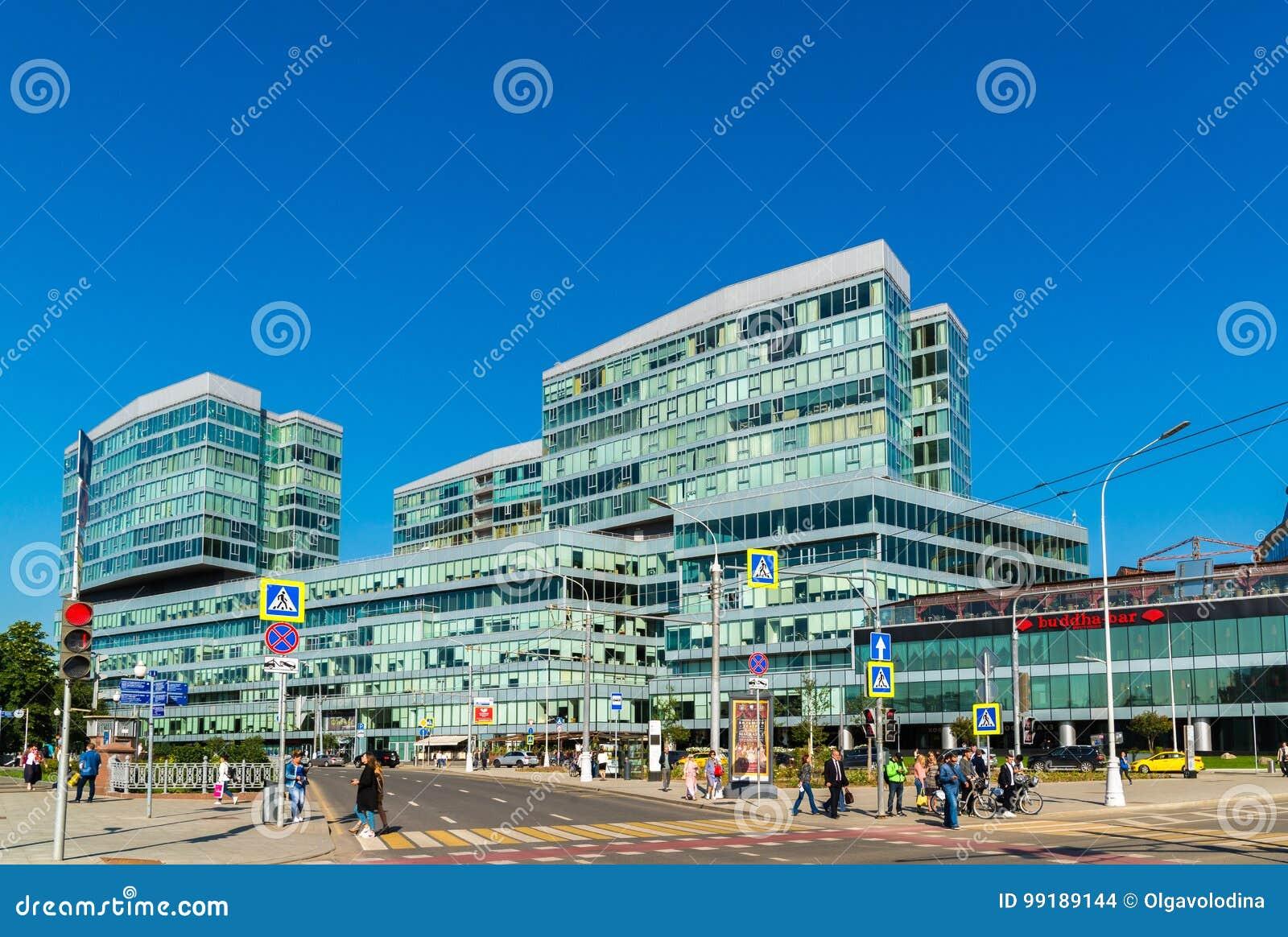 Centre d'affaires 44