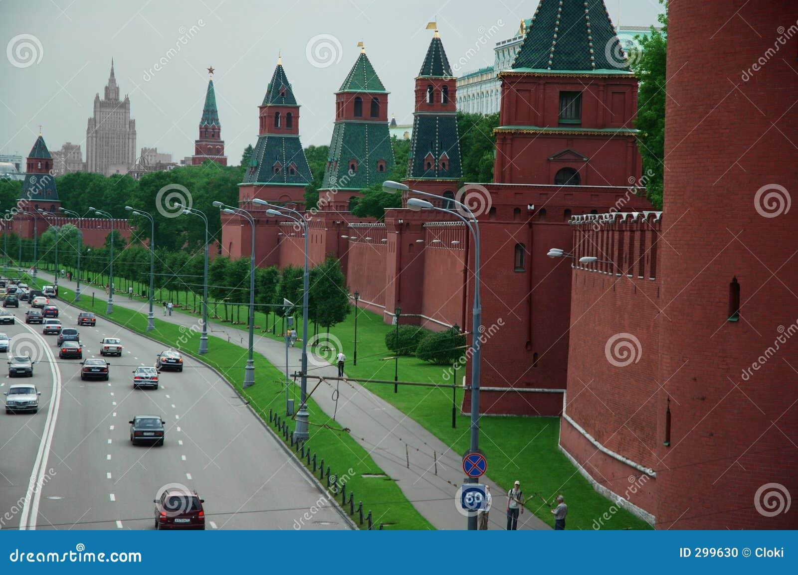 Moscovo, Rússia, Kremlin
