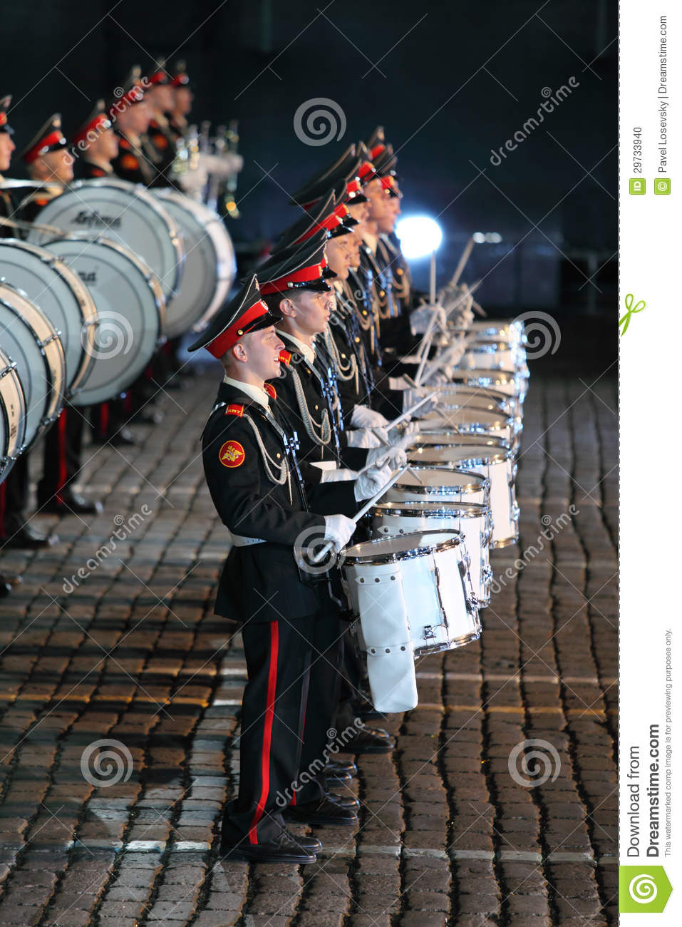 Of orchestra of moscow suvorov military music college at military