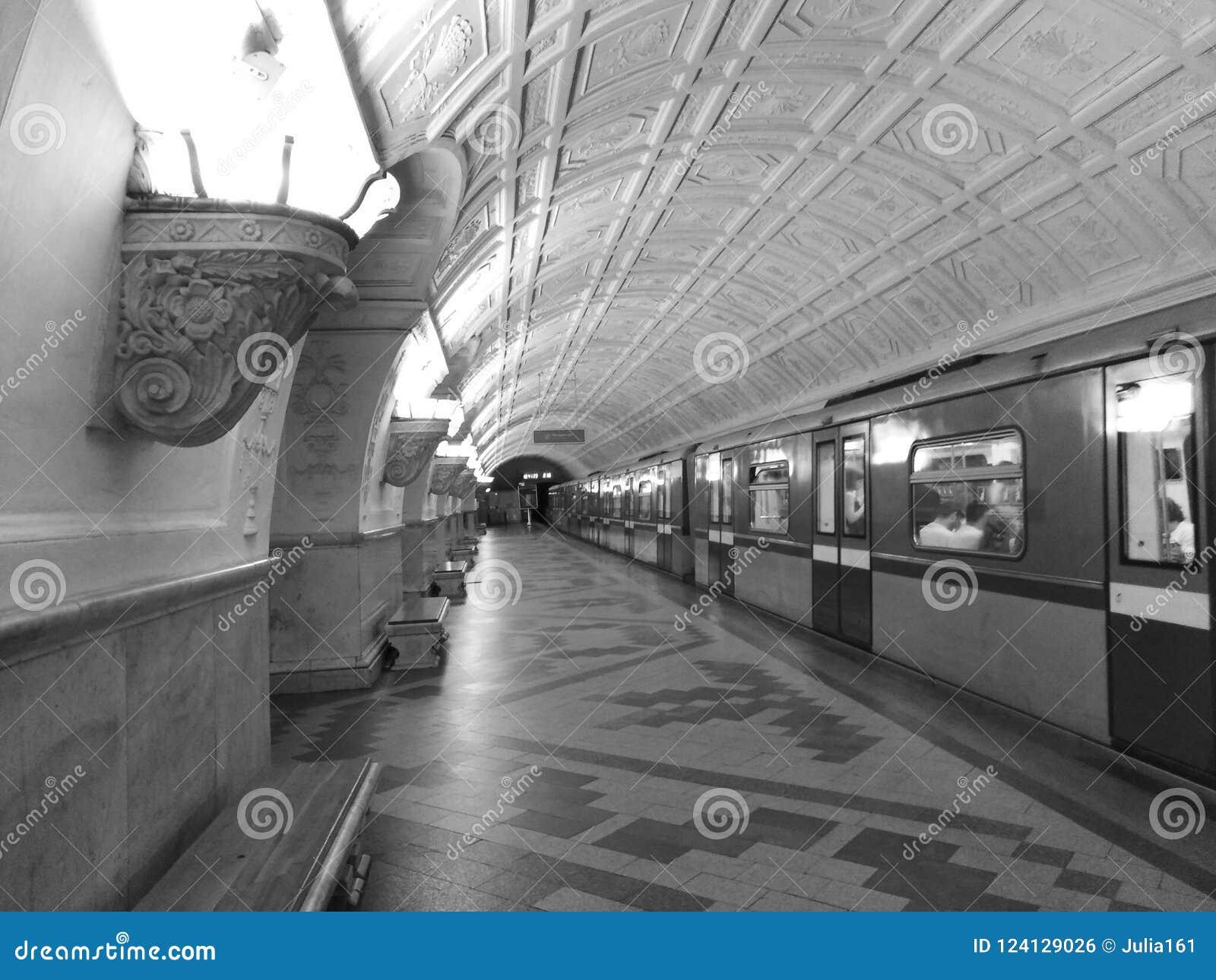 Park Kultury - Moscow metro 86