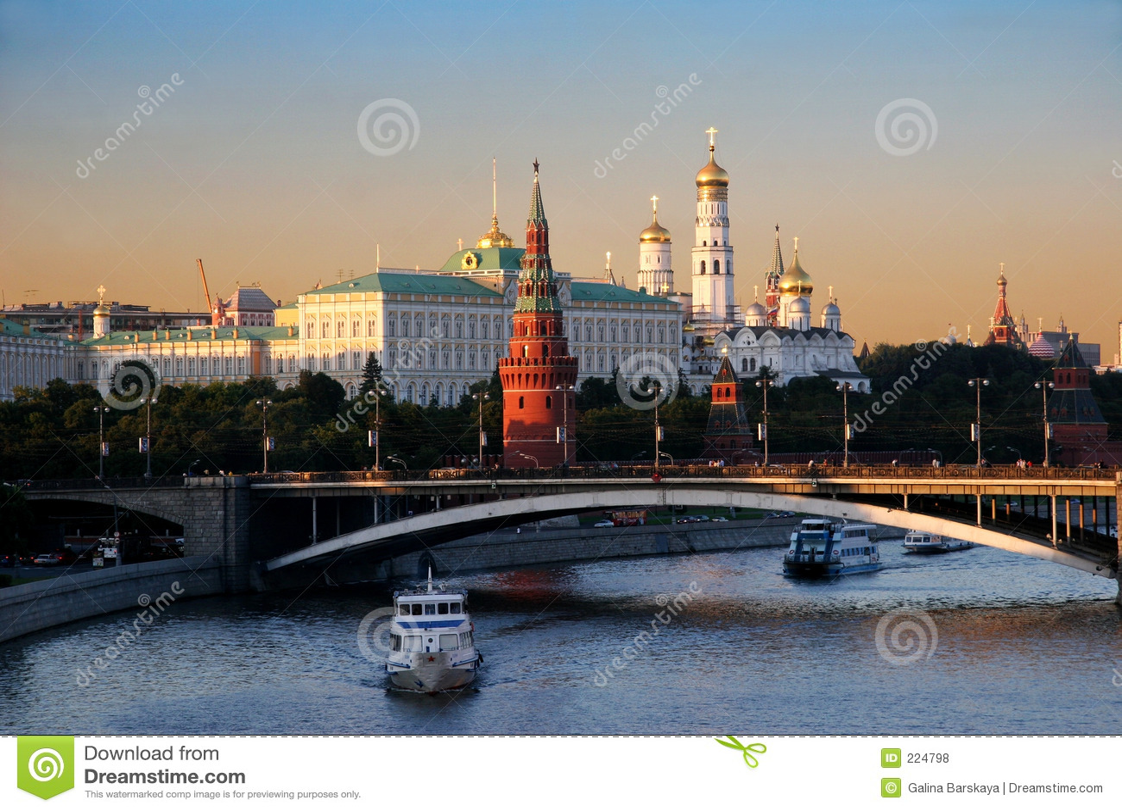 Moscow Rosji
