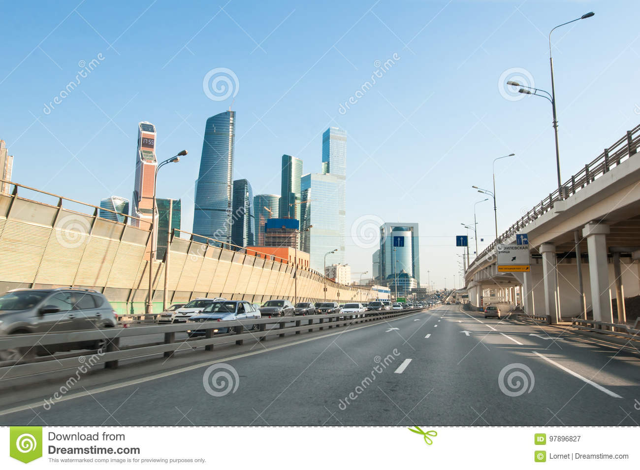 The third section of the Central Ring Road can be financed by foreign capital 44