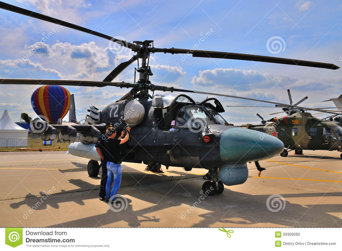 russian stealth helicopter with Editorial Image Moscow Russia Aug Attack Helicopter Ka Alligator Pre Presented Th Maks International Aviation Space Show August Image59309260 on Pic Detail likewise Landing Craft Concept furthermore Sukhoi Su 27 Flanker moreover Pic Detail moreover Future War.