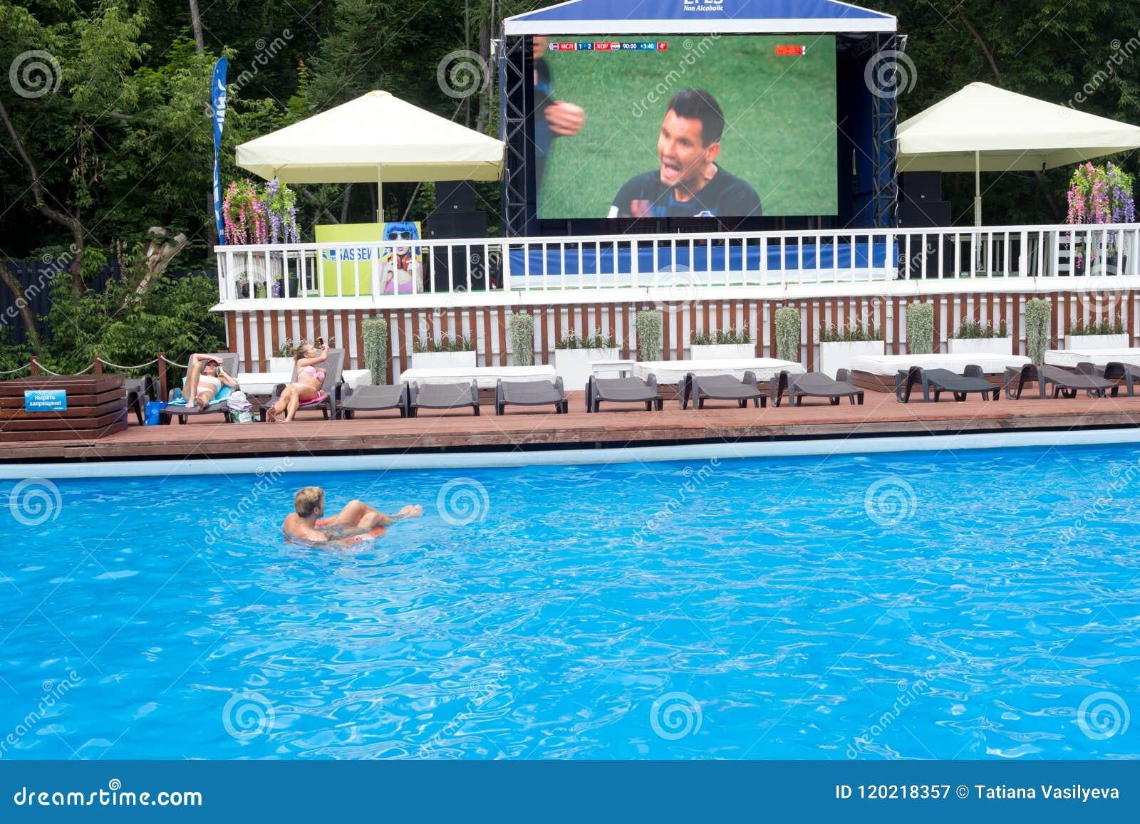 The Pool in Sokolniki 43