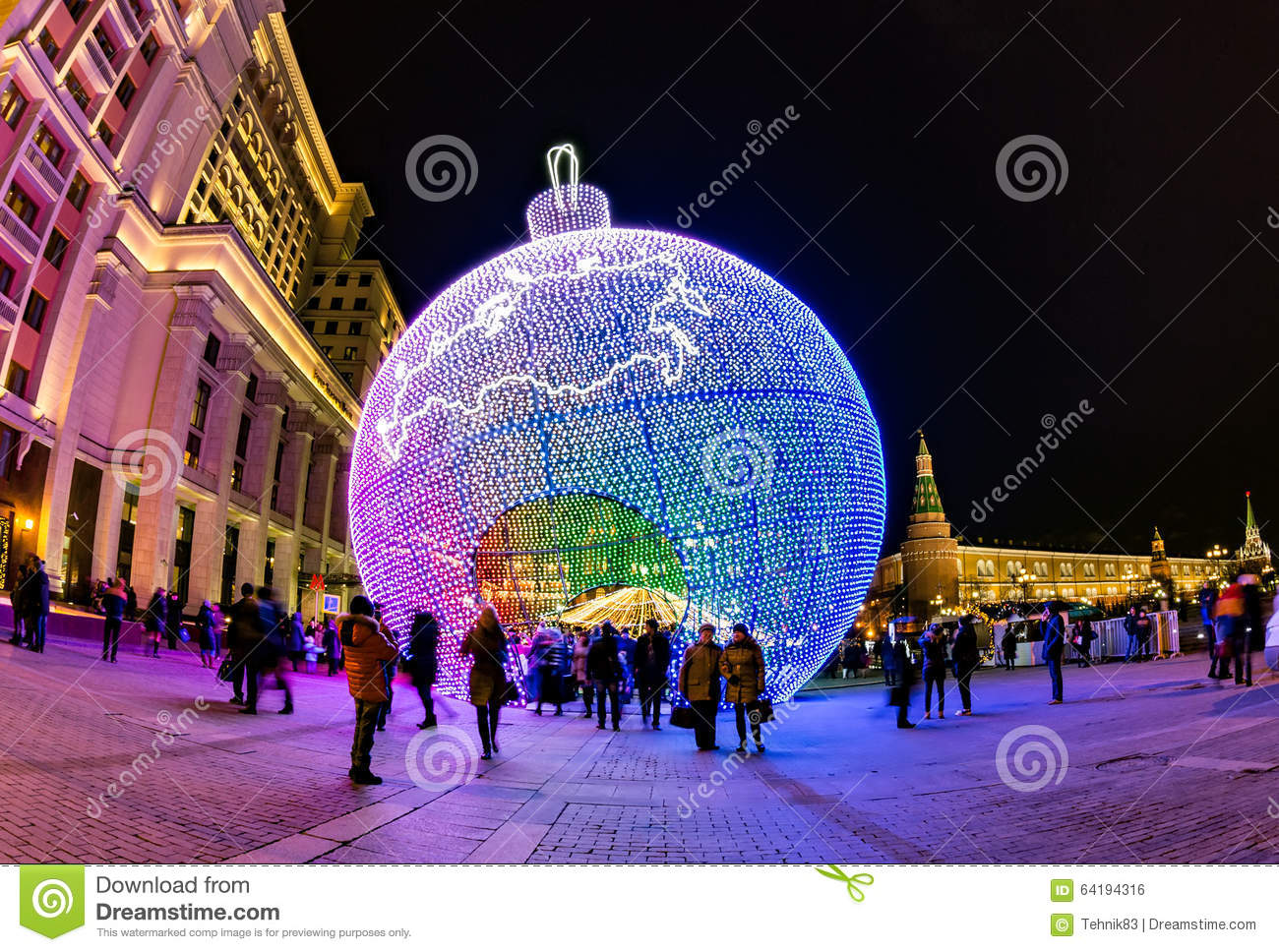 Commercial Outdoor Christmas Lights