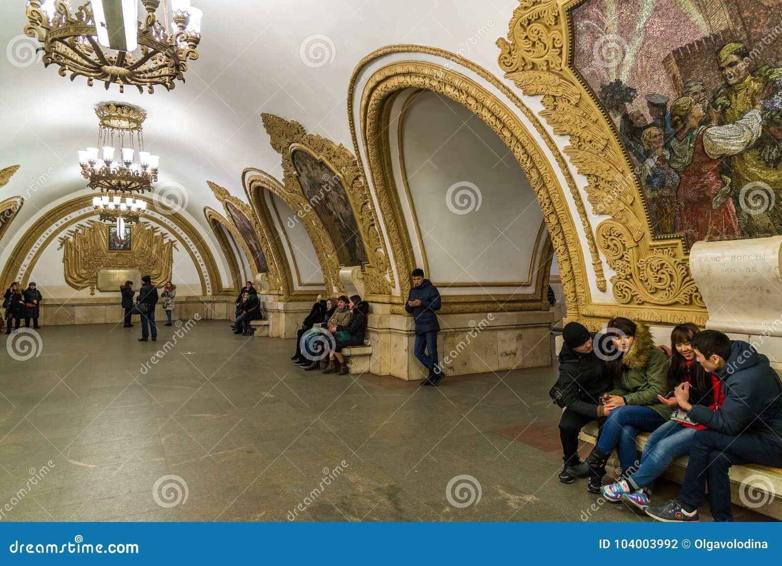 How to get to metro Kievskaya 18