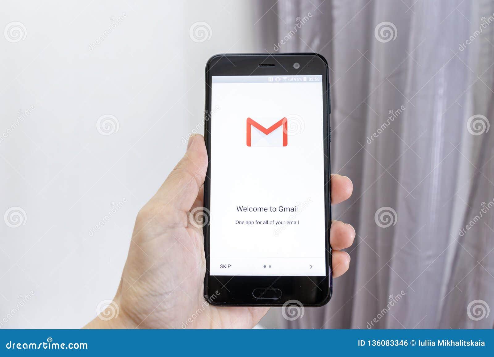 Google mail russia