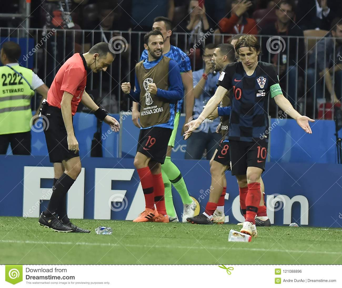 WORLD CUP 2018 editorial photo. Image of finals, moscow ...