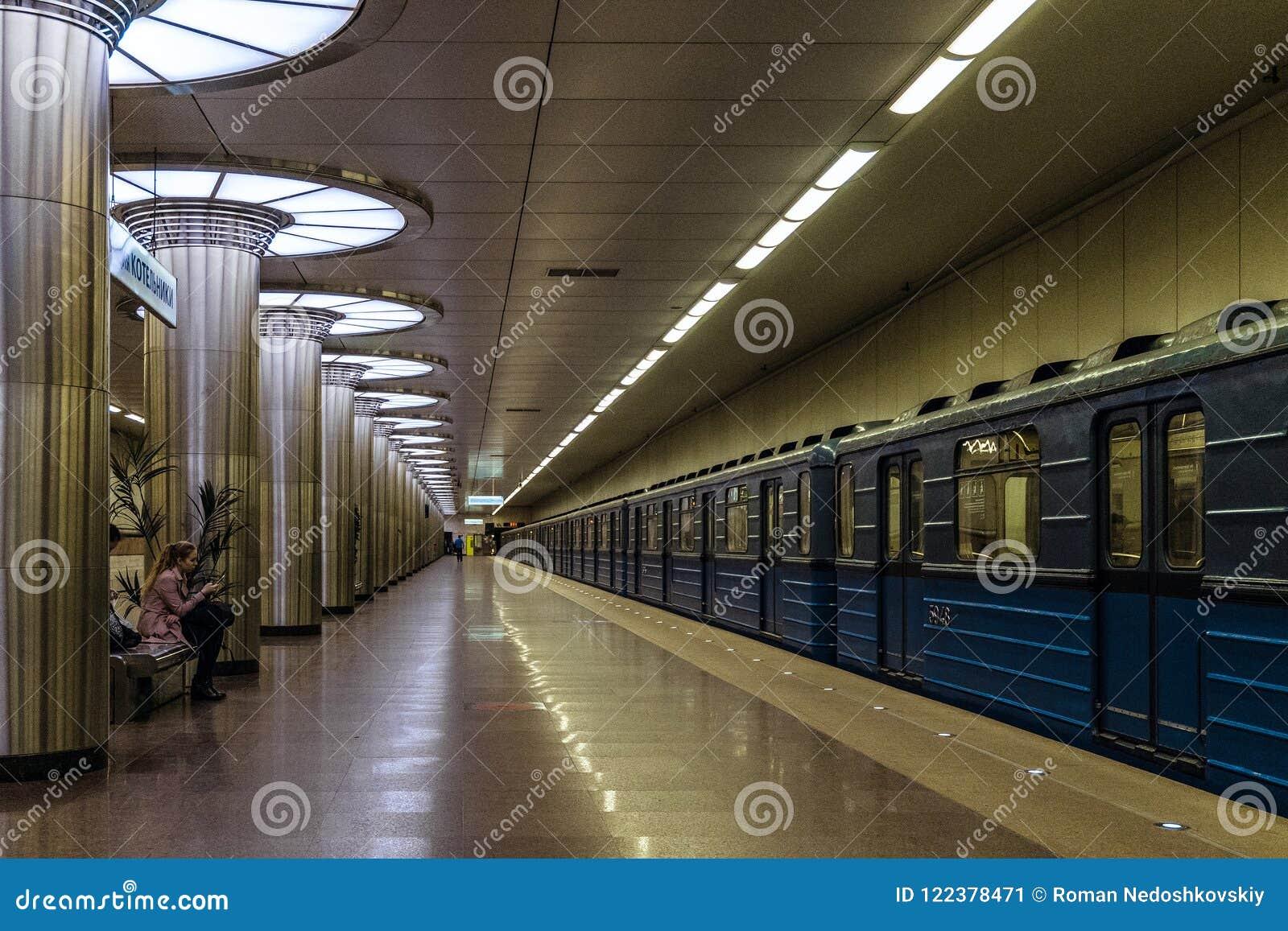 How to get from metro Kotelniki to Lyubertsy 7