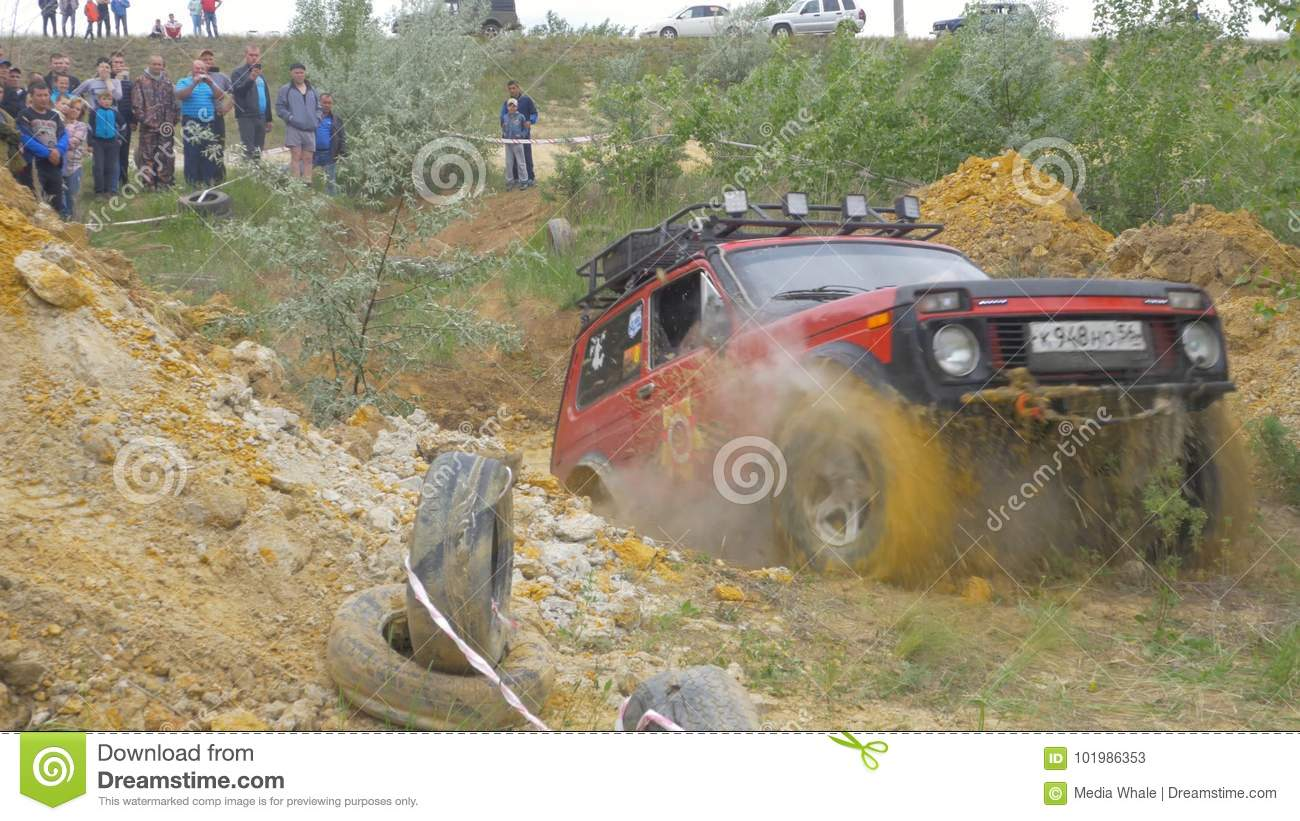 On-road and off-road driving