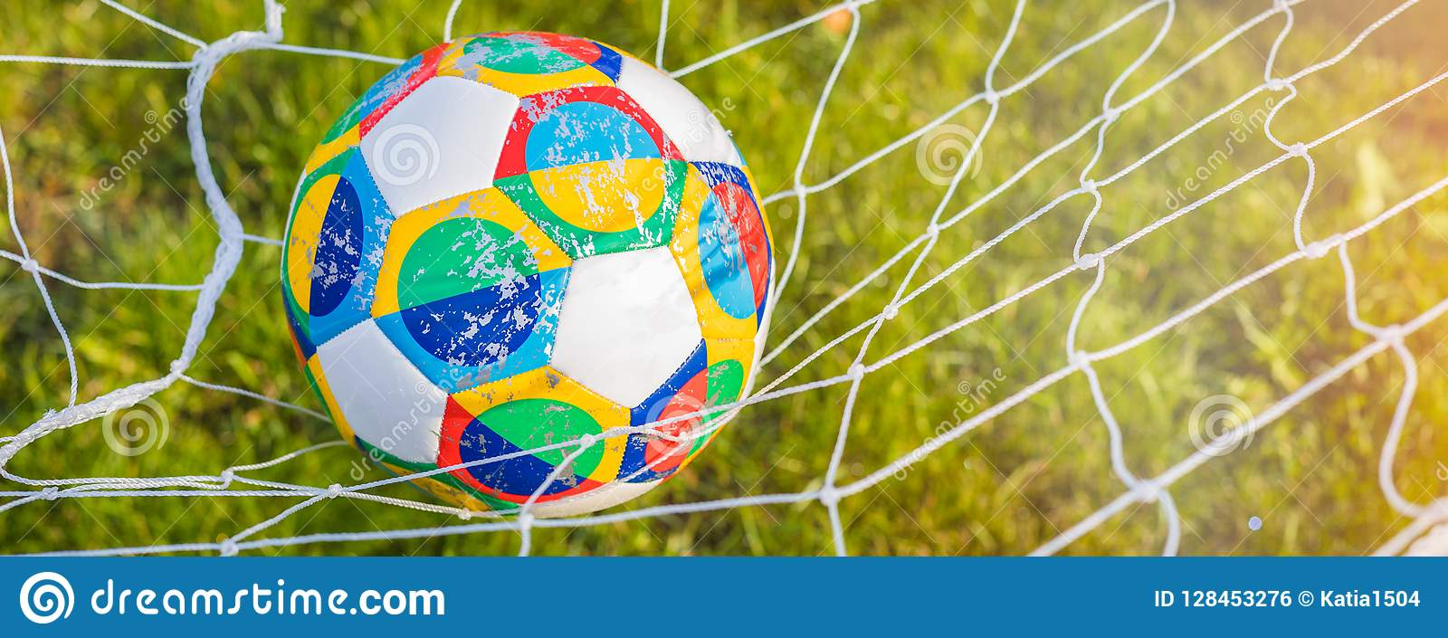 Moscow Russia October 7 2018 Adidas Uefa Nations League Official Match Ball Glider On The Grass Banner Editorial Photo Image Of Equipment Commercial 128453276