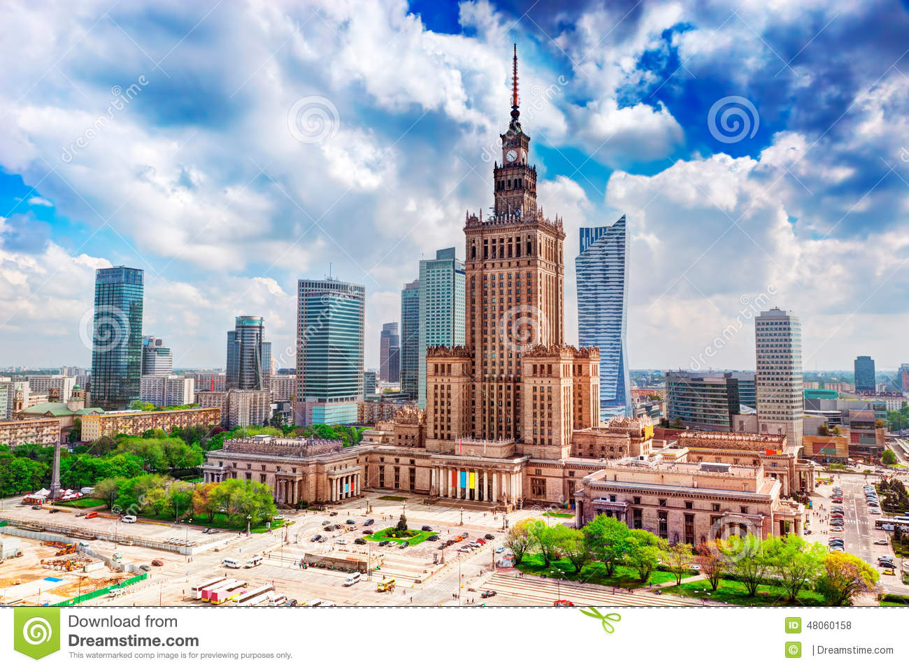 Moscow (ID) United States  city pictures gallery : Moscow State University Stock Photo Image: 48060158