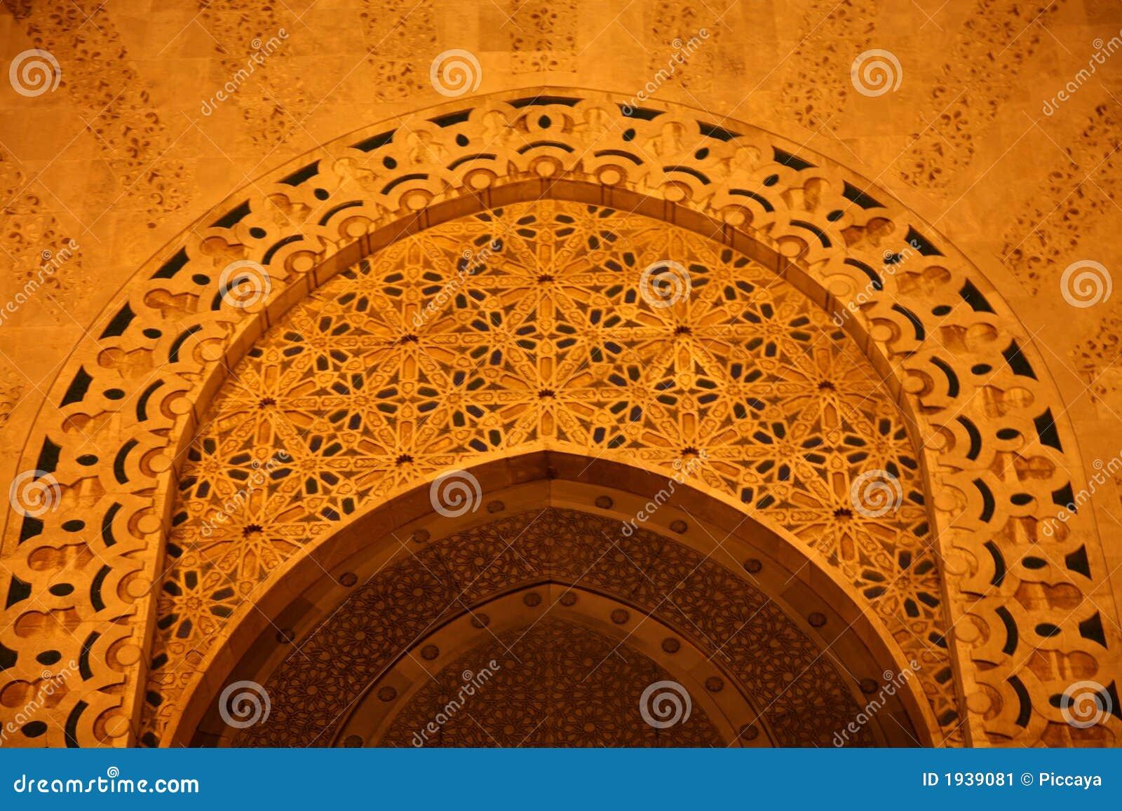 Moské Hassan II