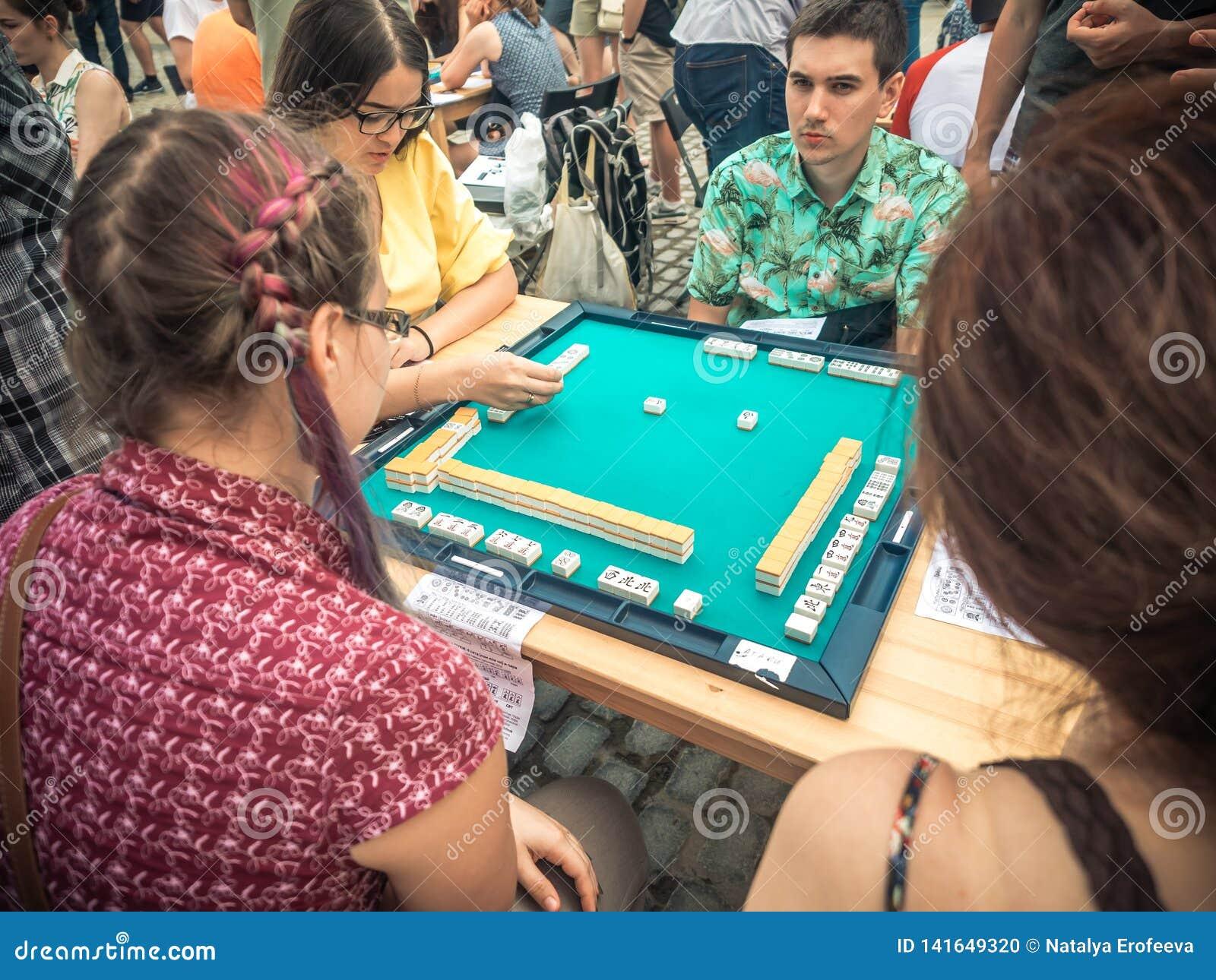 Japanisches Mahjong