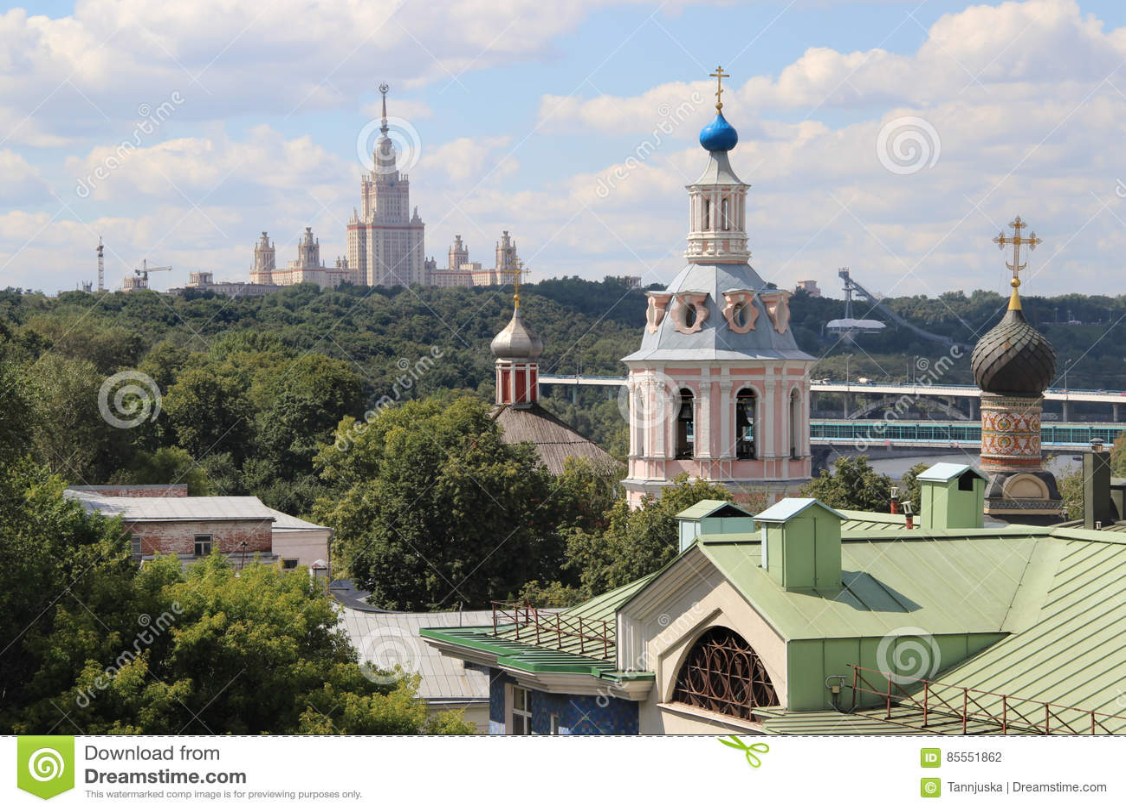 Moskau-staatliche Universität