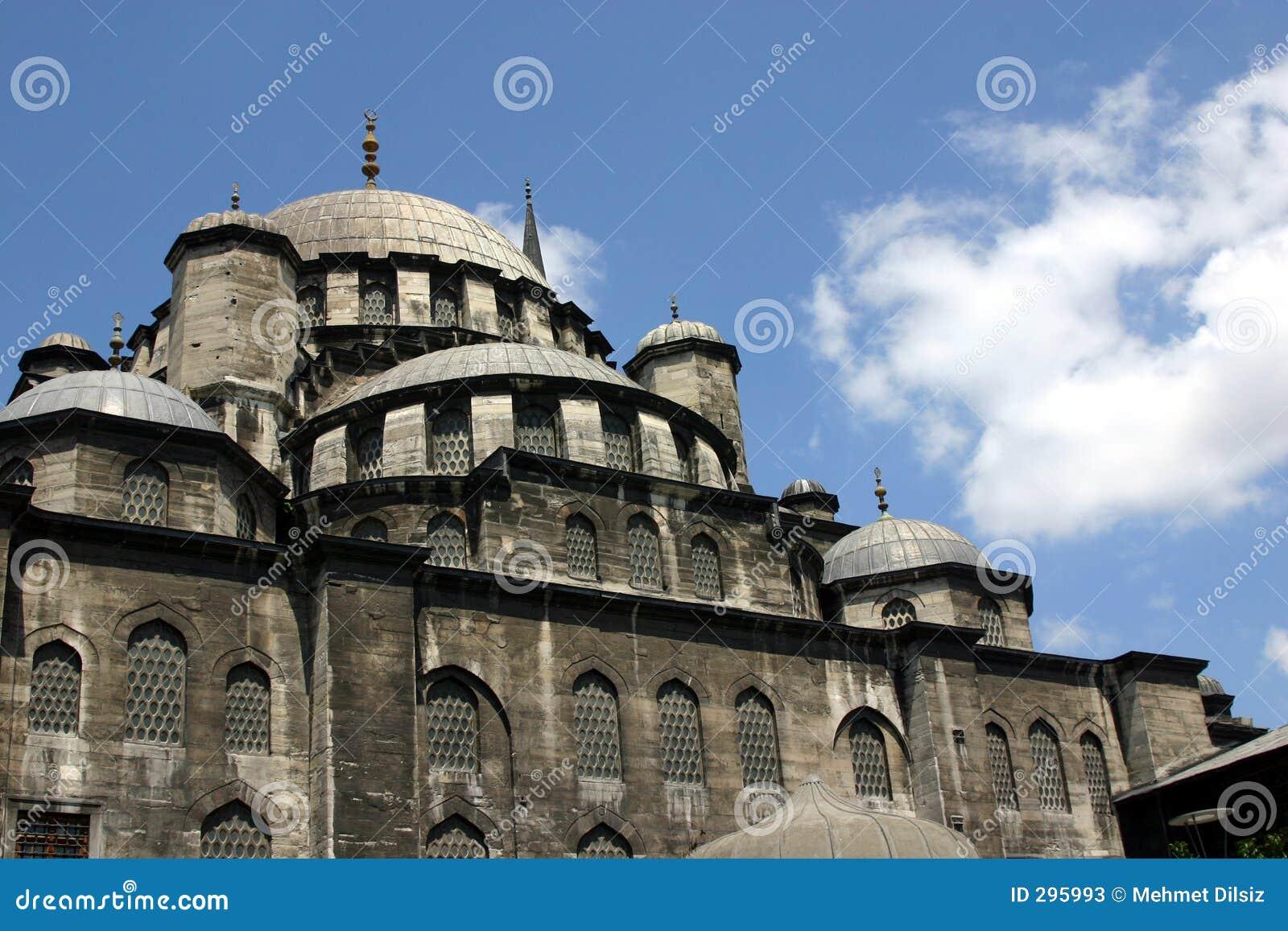 Moskee in Istanboel