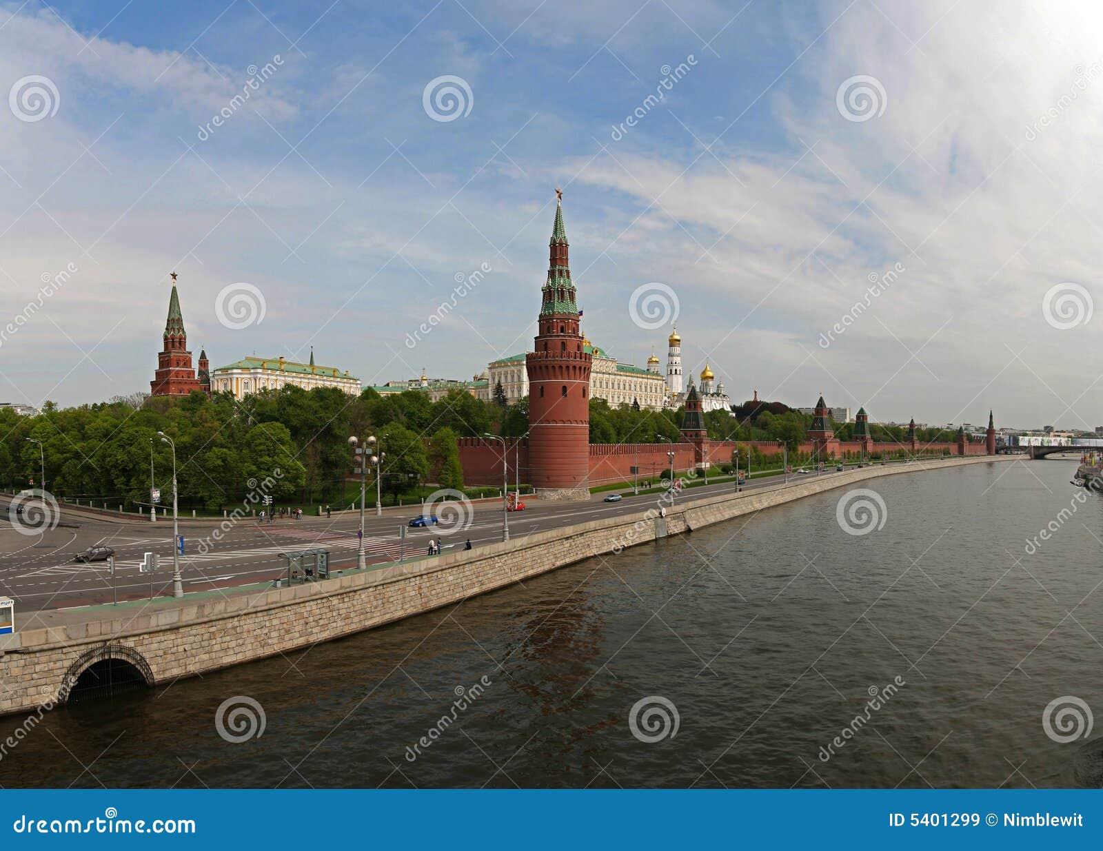 Moskou het Kremlin