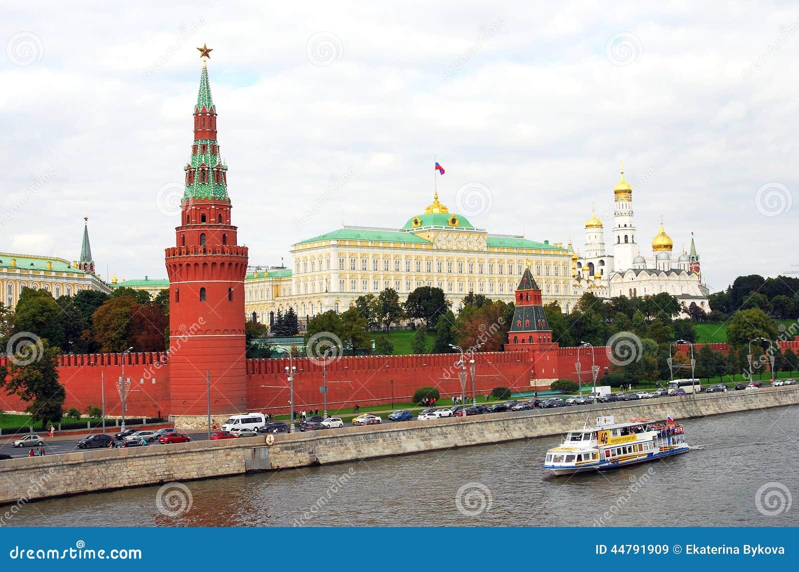 Moskou het Kremlin Het Grote paleis van het Kremlin