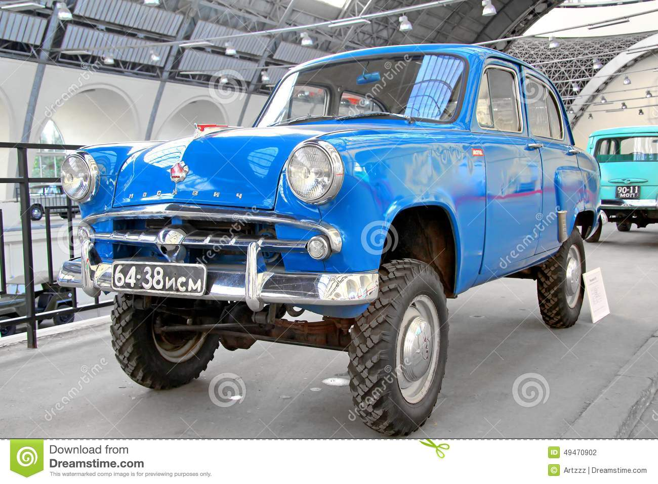 Car Moskvich-410: technical specifications, tuning 37