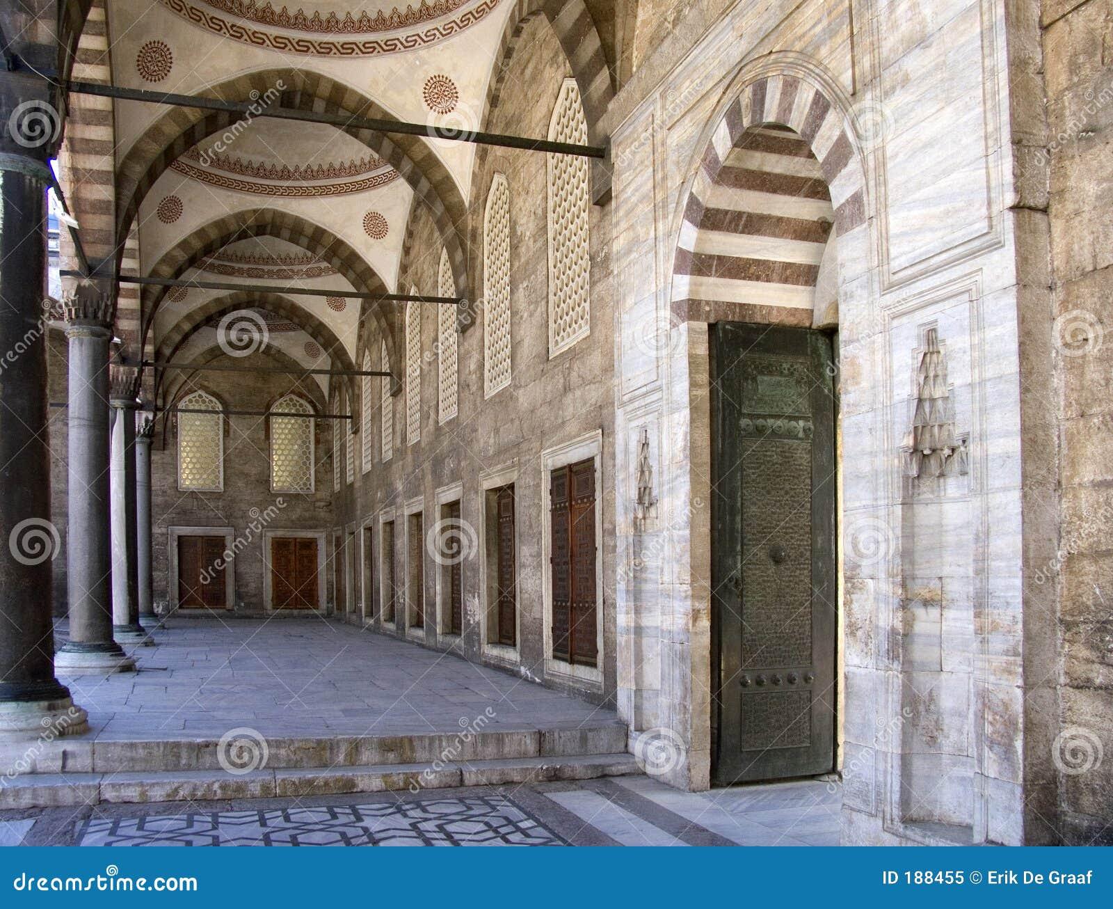 Mosquée bleue 11