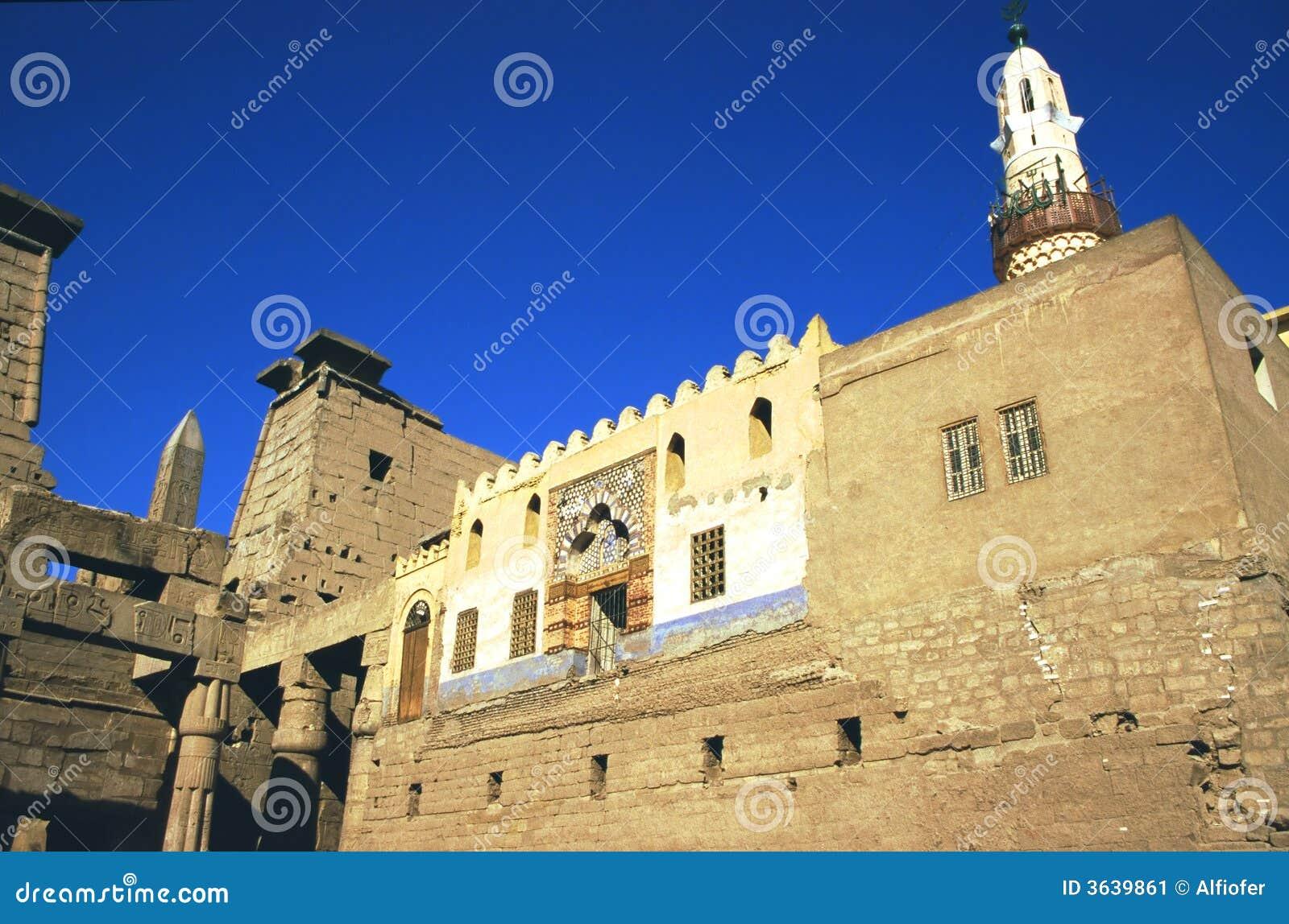 Mosquée d Abu Haggag, Luxor