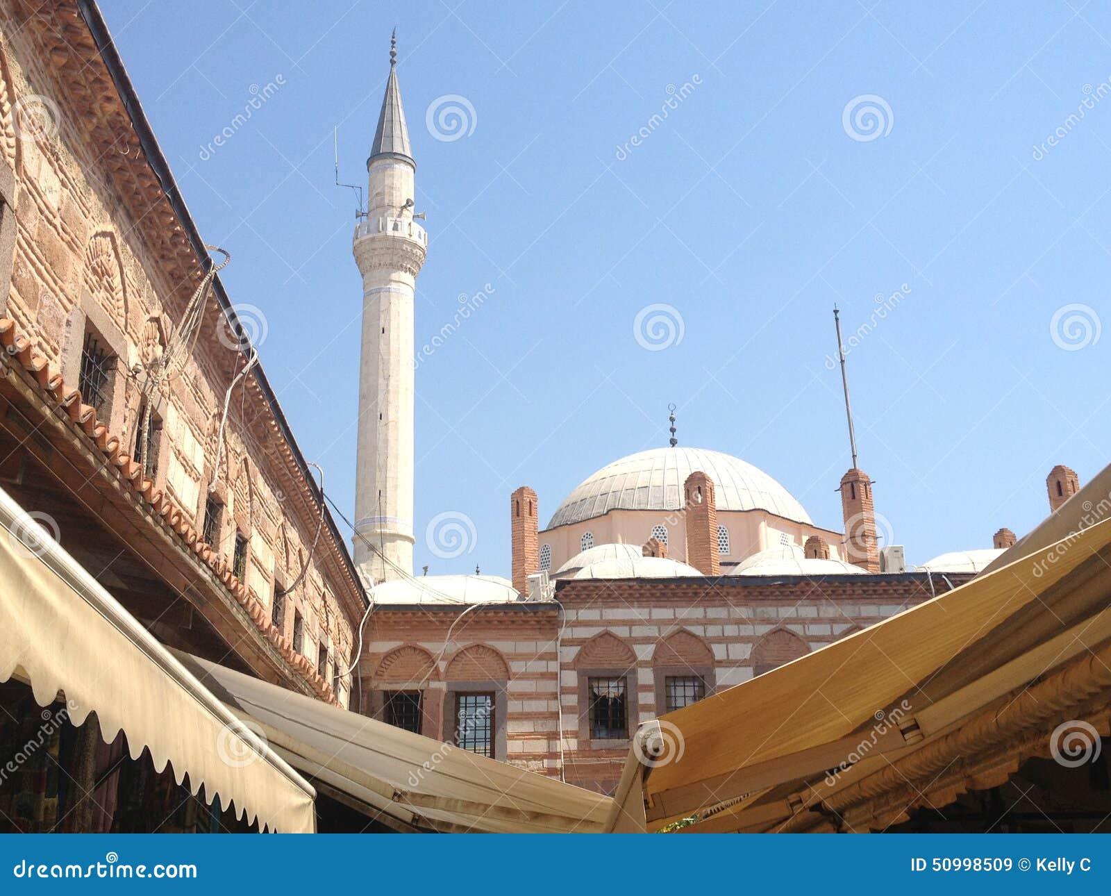 Mosquée de Hisar à Izmir, Turquie