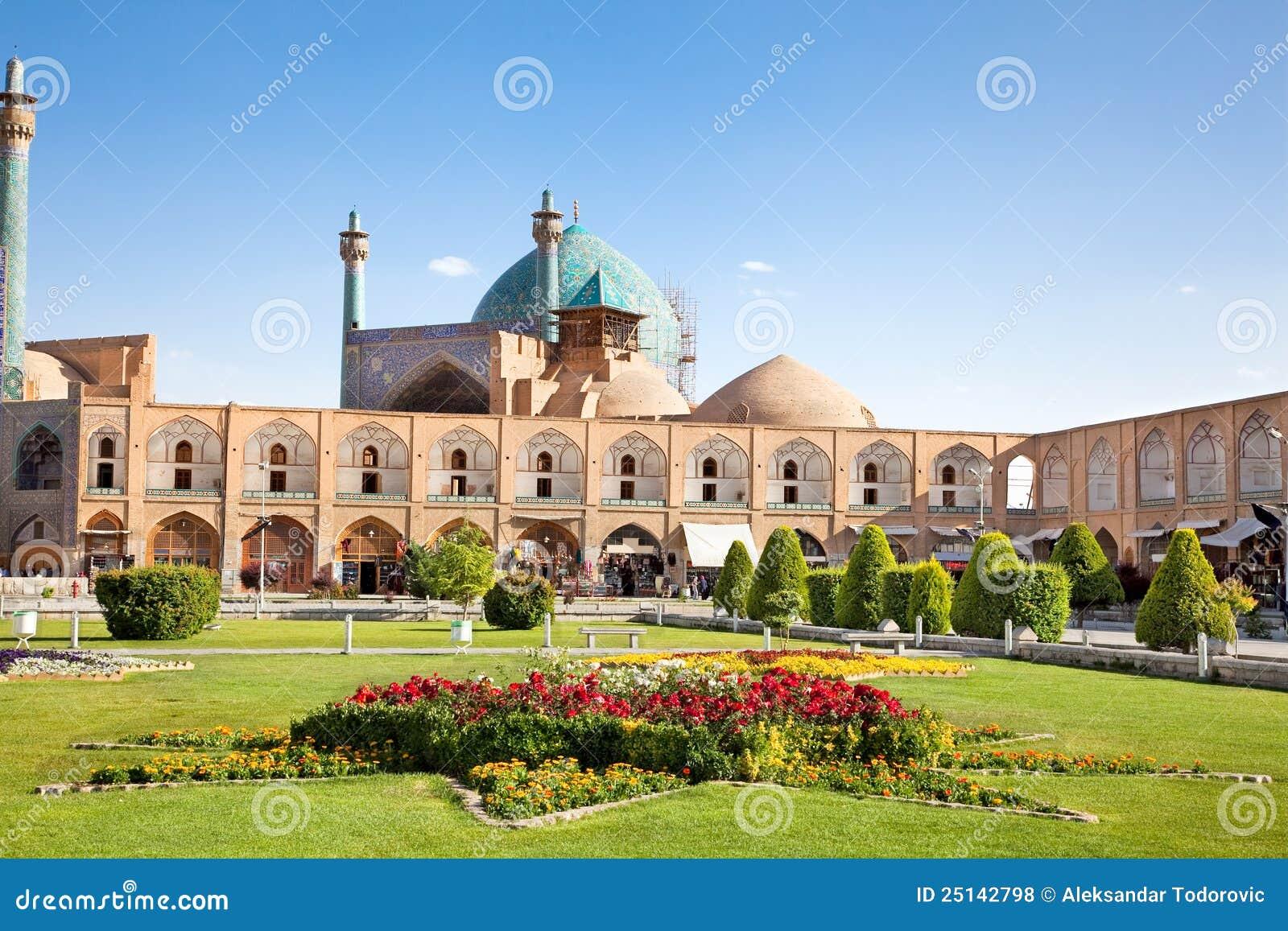 Mosquée de Jame Abbasi, Esfahan, Iran