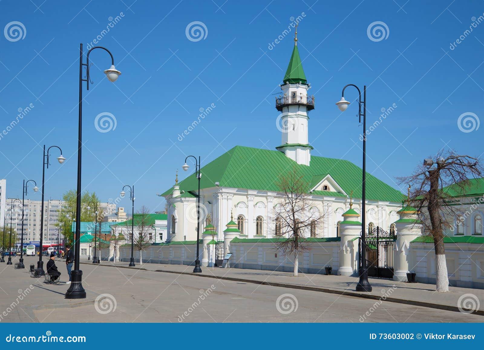 Al Marjani - mosque in Kazan: description, history, relics and shrines 96