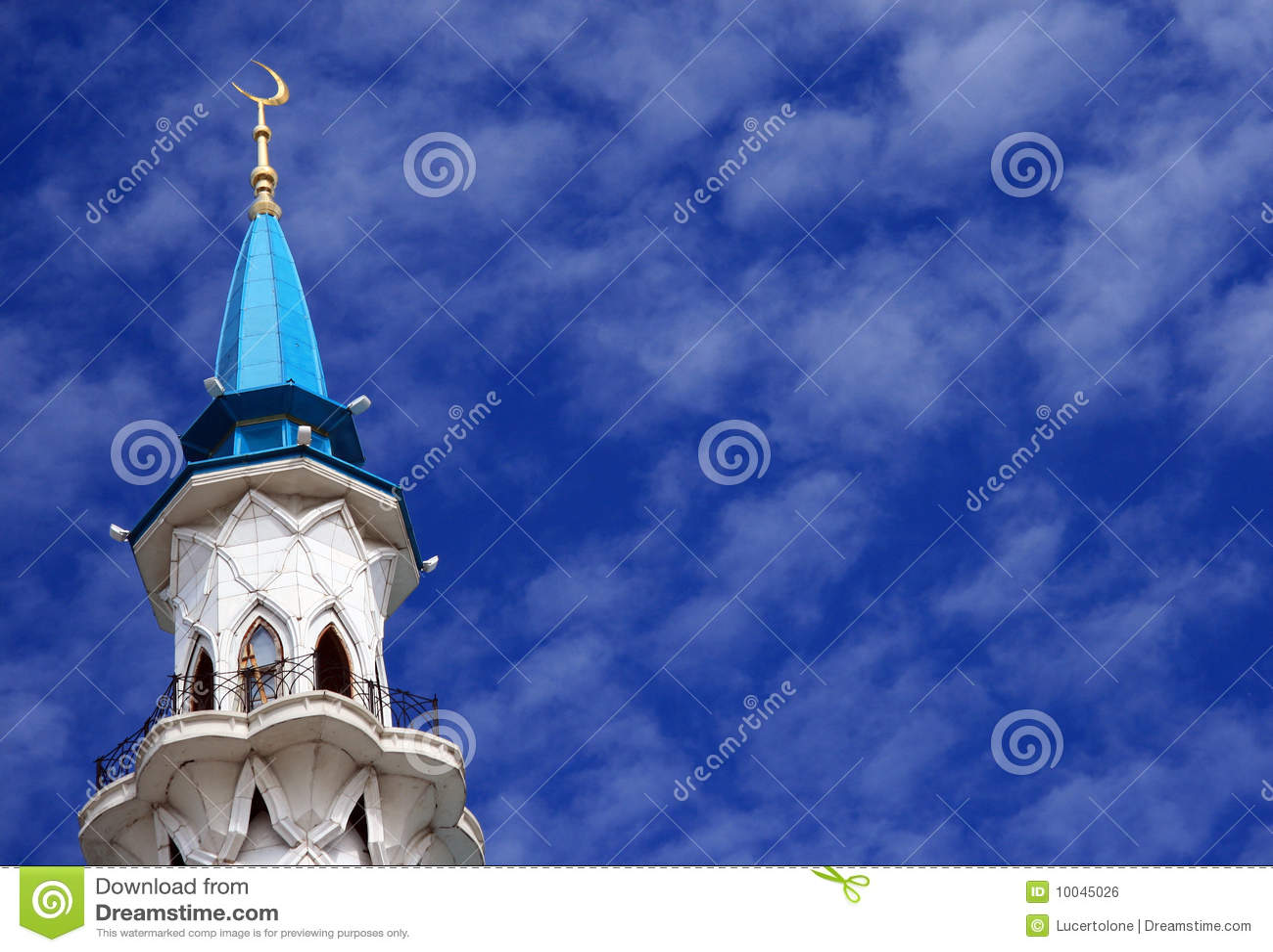 Mosque. Kazan