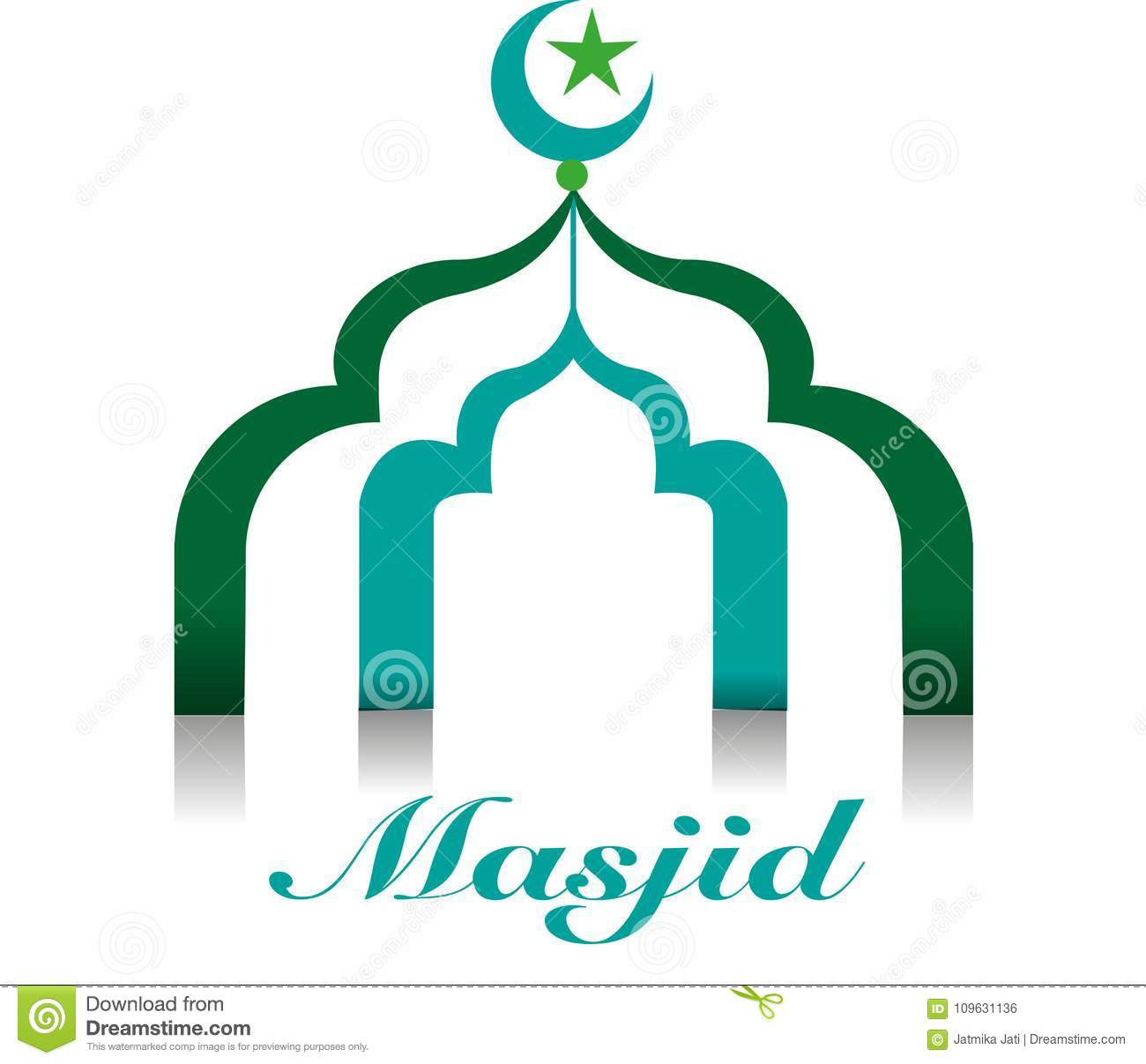mosque or masjid symbol or icon stock vector illustration of banner religion 109631136 https www dreamstime com mosque masjid symbol icon vector abstract islamic muslim foundation image109631136