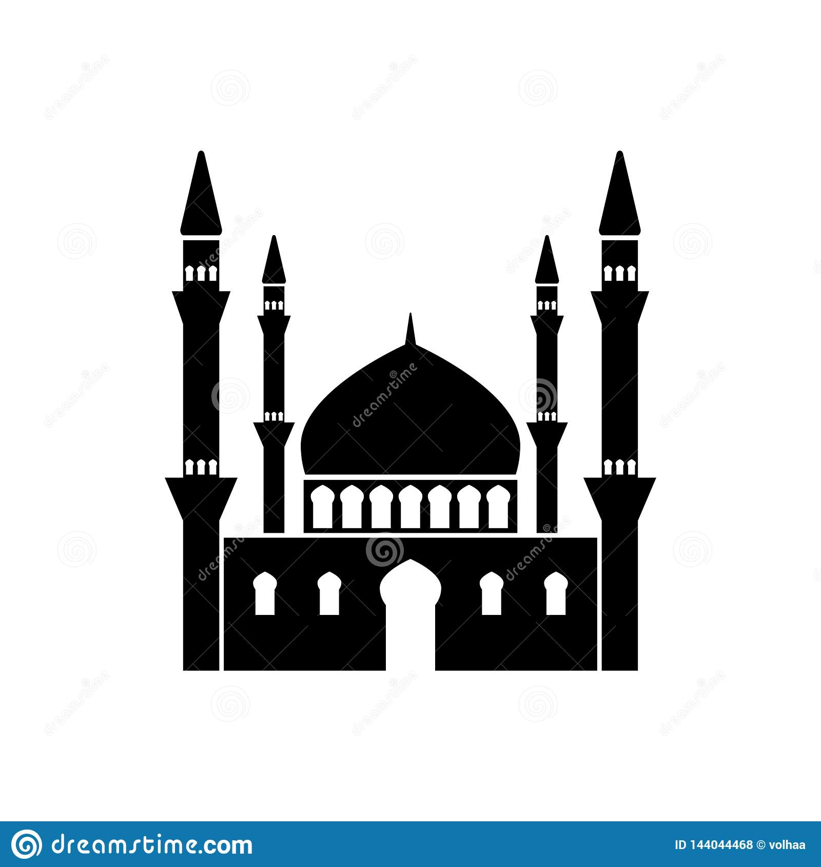 mosque vector icon islam muslim stock vector illustration of istanbul traditional 144044468 https www dreamstime com mosque vector icon white background mosque vector icon islam muslim image144044468