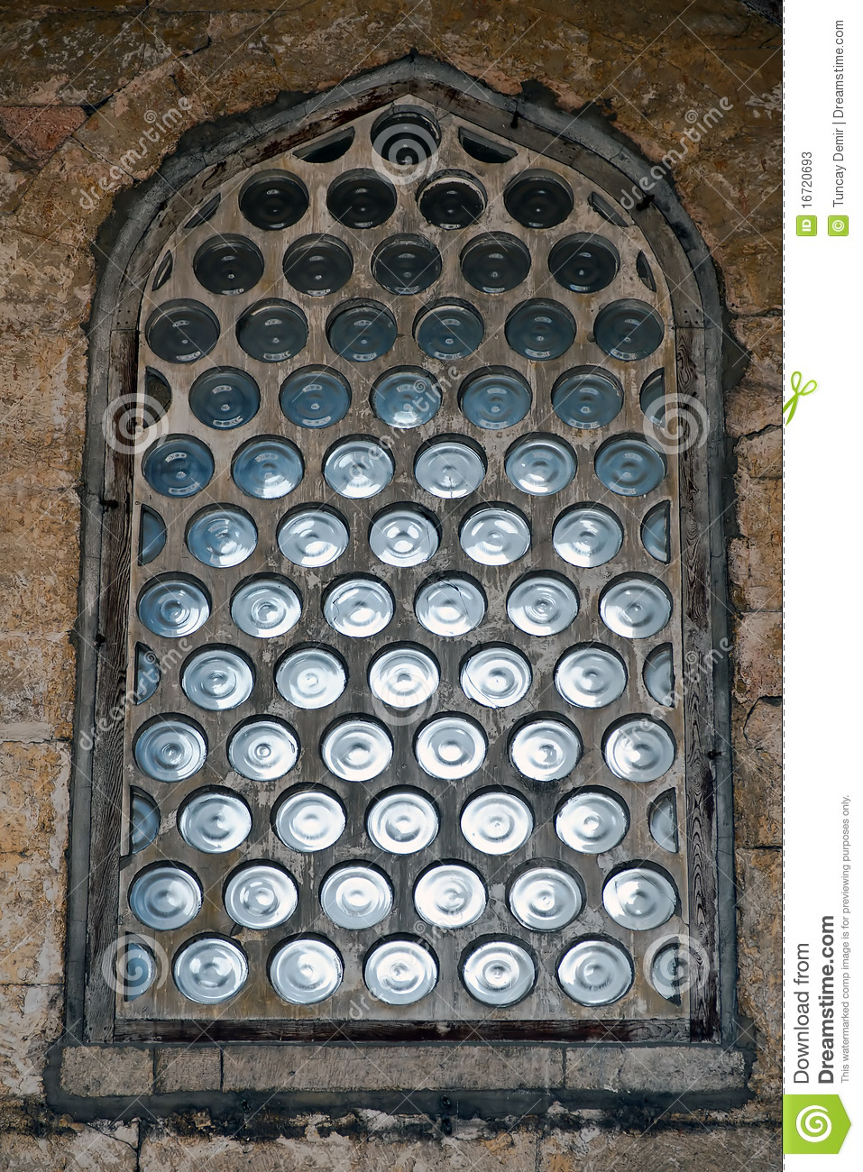 Examples Of Ottoman Mosque Window Stock Photos Image